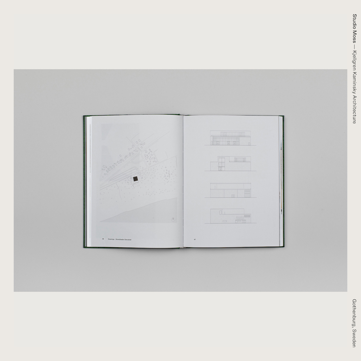 Studio Moss — Kjellgren Kaminsky Architecture