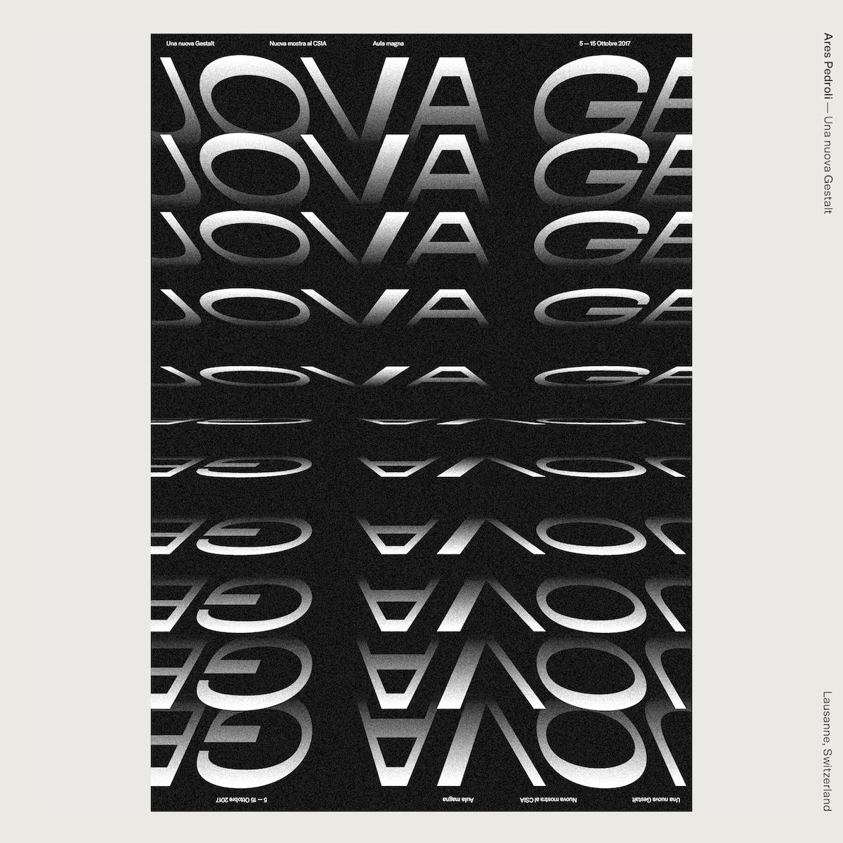 Ares Pedroli — Una nuova Gestalt