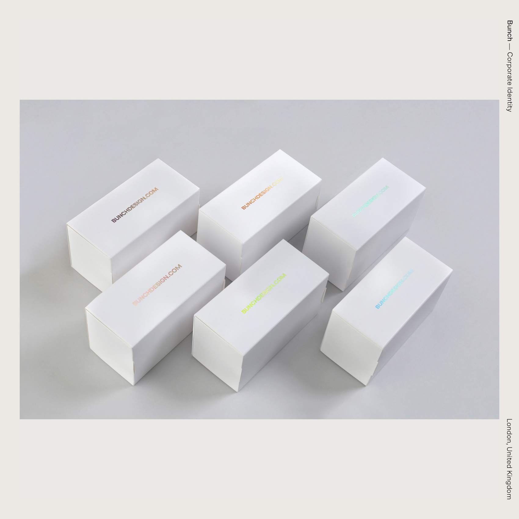 Bunch — Corporate Identity