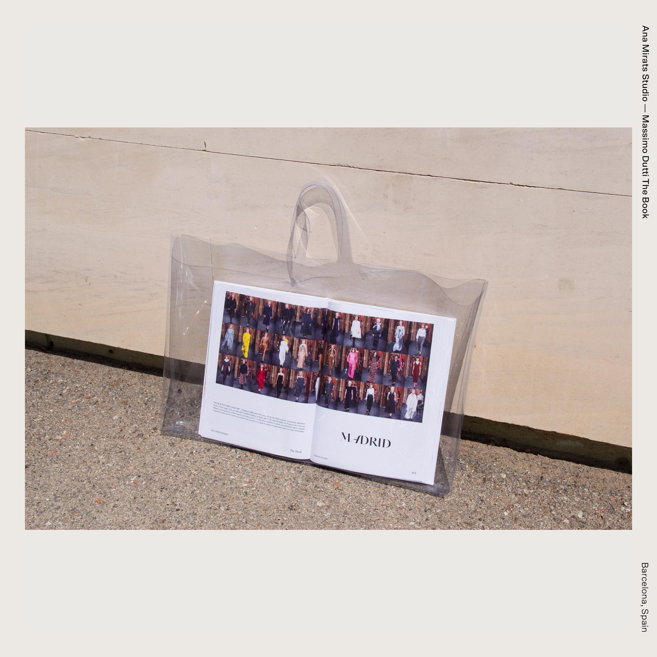 Ana Mirats Studio — Massimo Dutti The Book