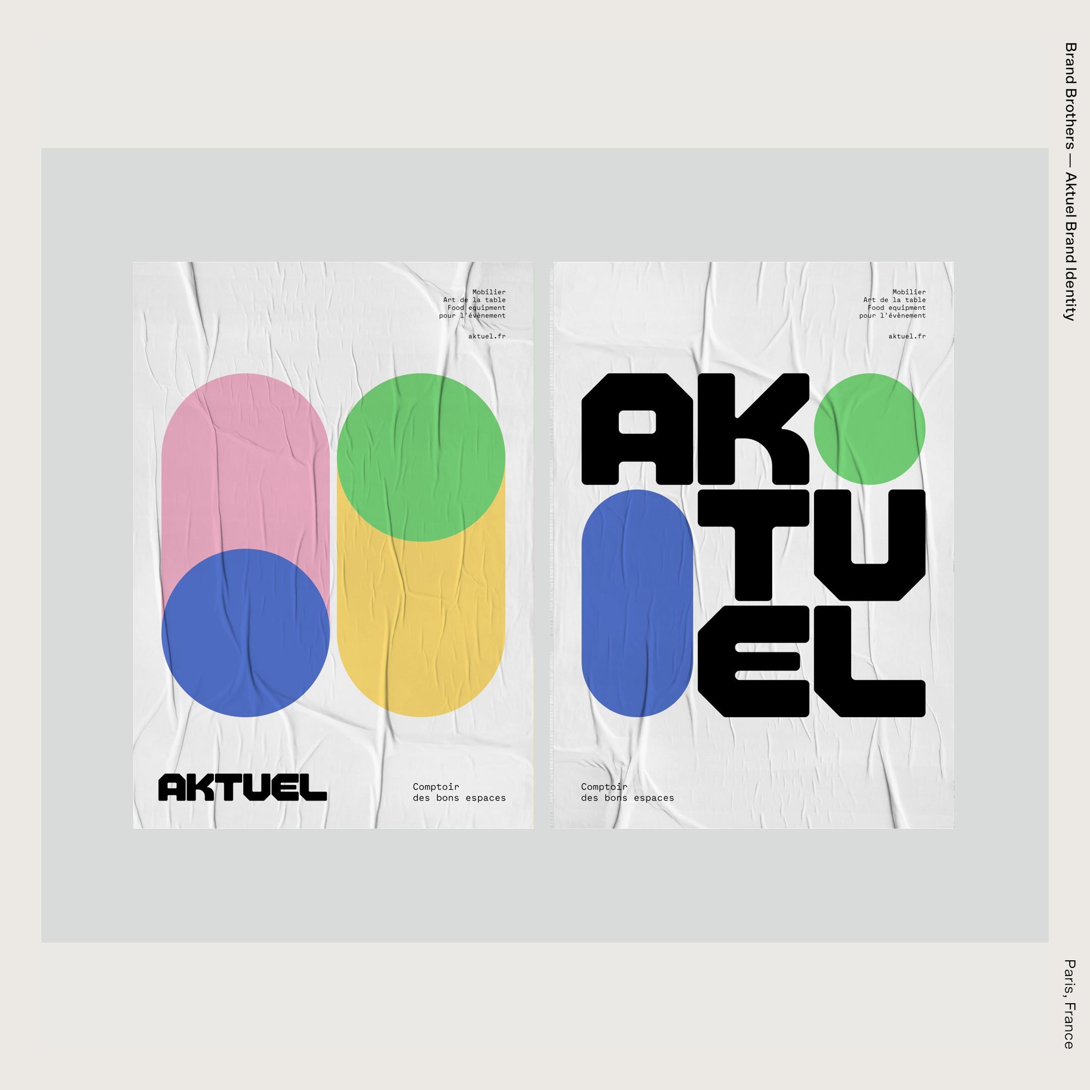 Brand Brothers — Aktuel Brand Identity