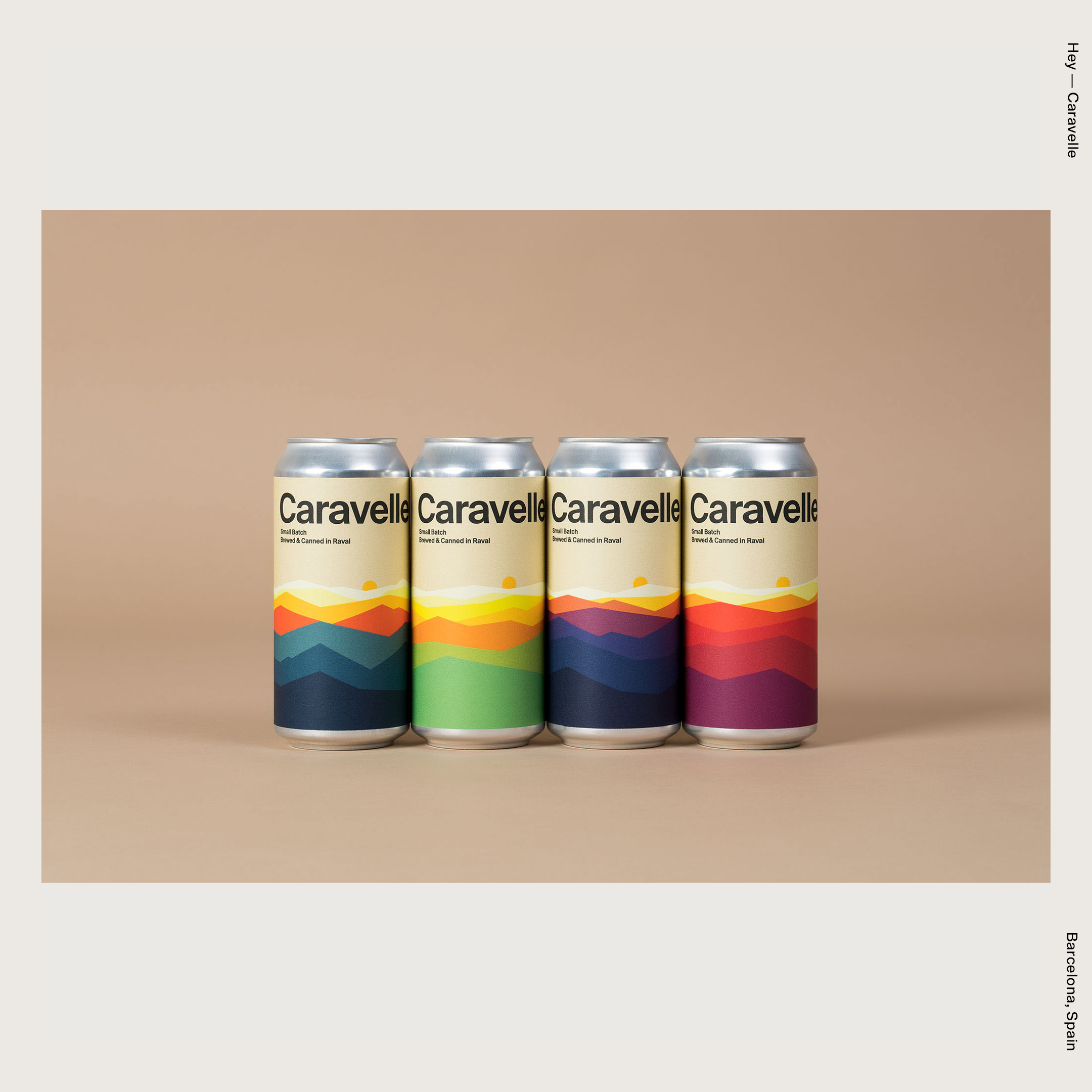 Hey —Caravelle