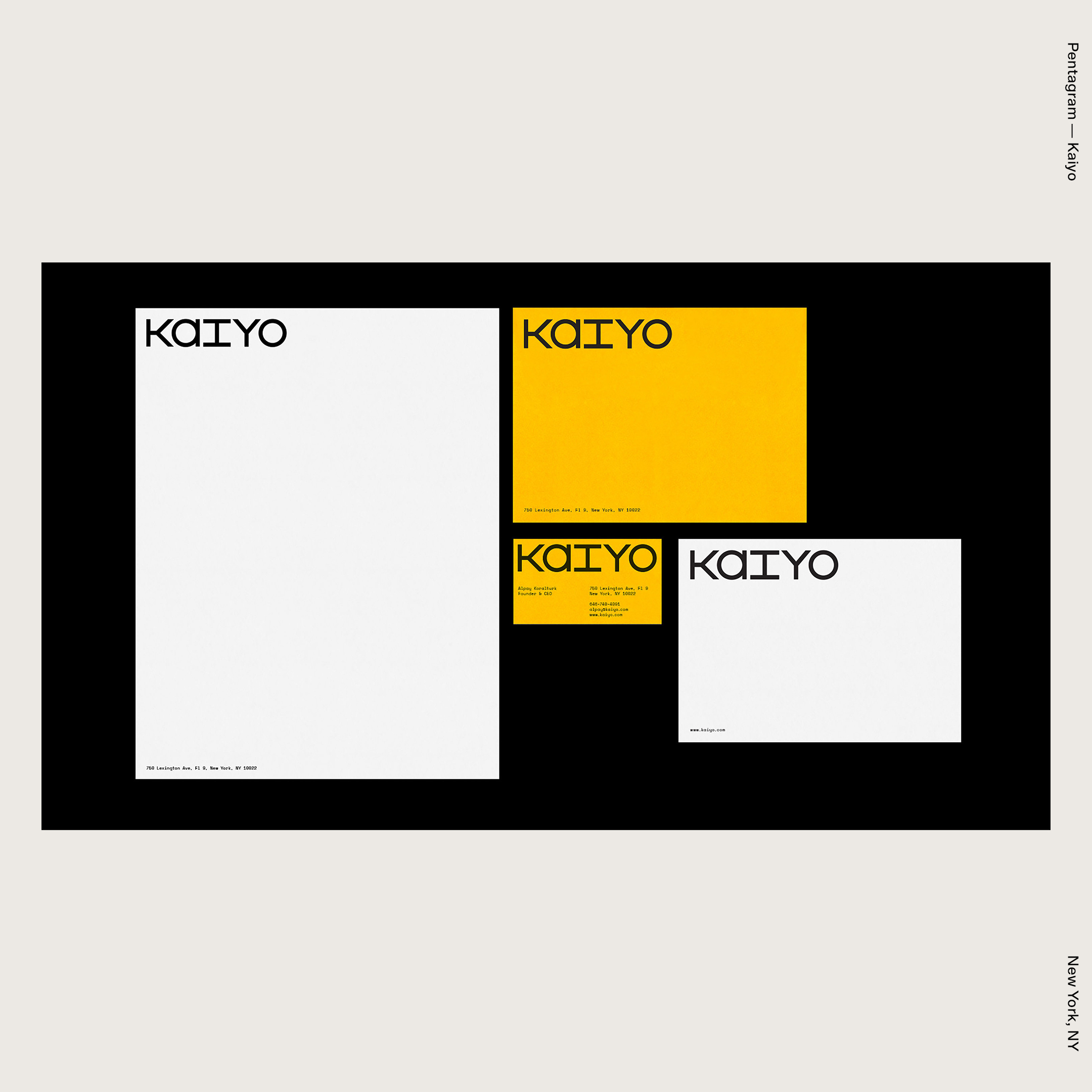 Pentagram — Kaiyo
