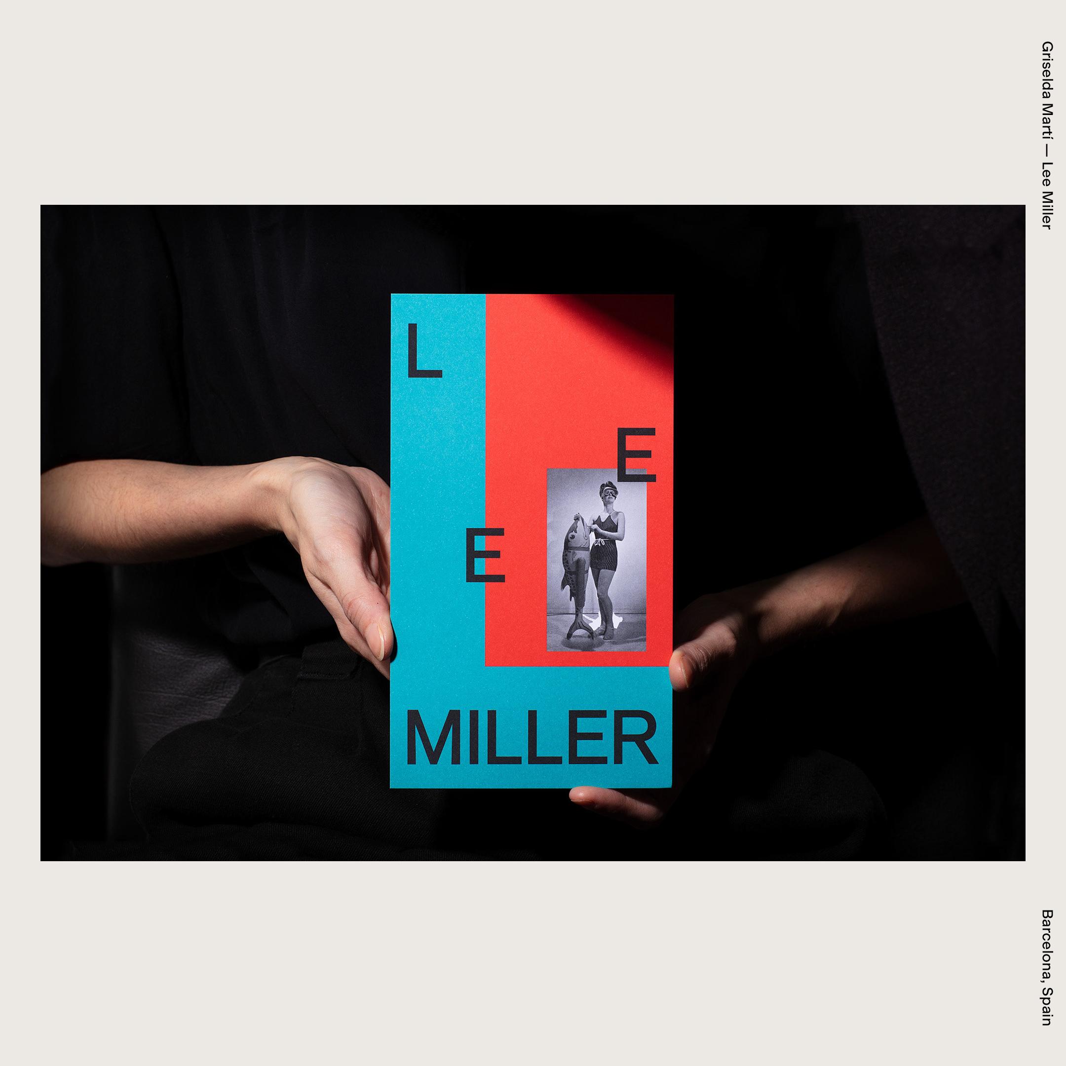Griselda Martí —Lee Miller