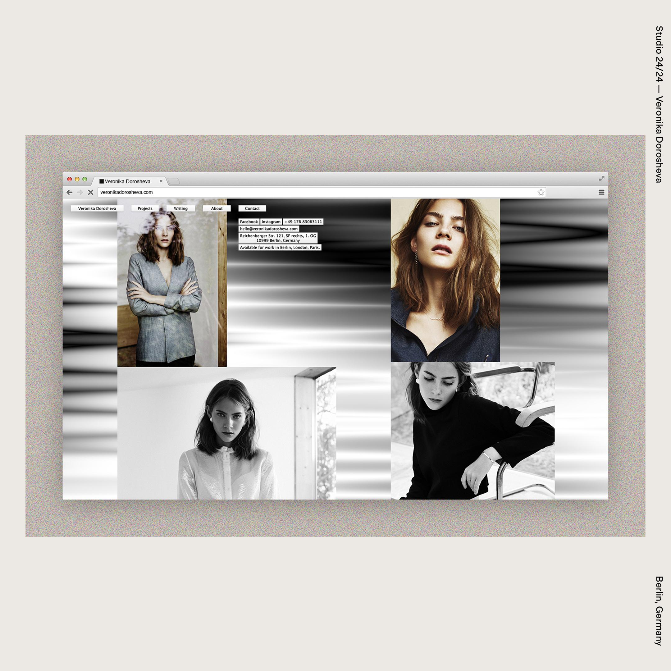 Studio 24/24 — Veronika Dorosheva