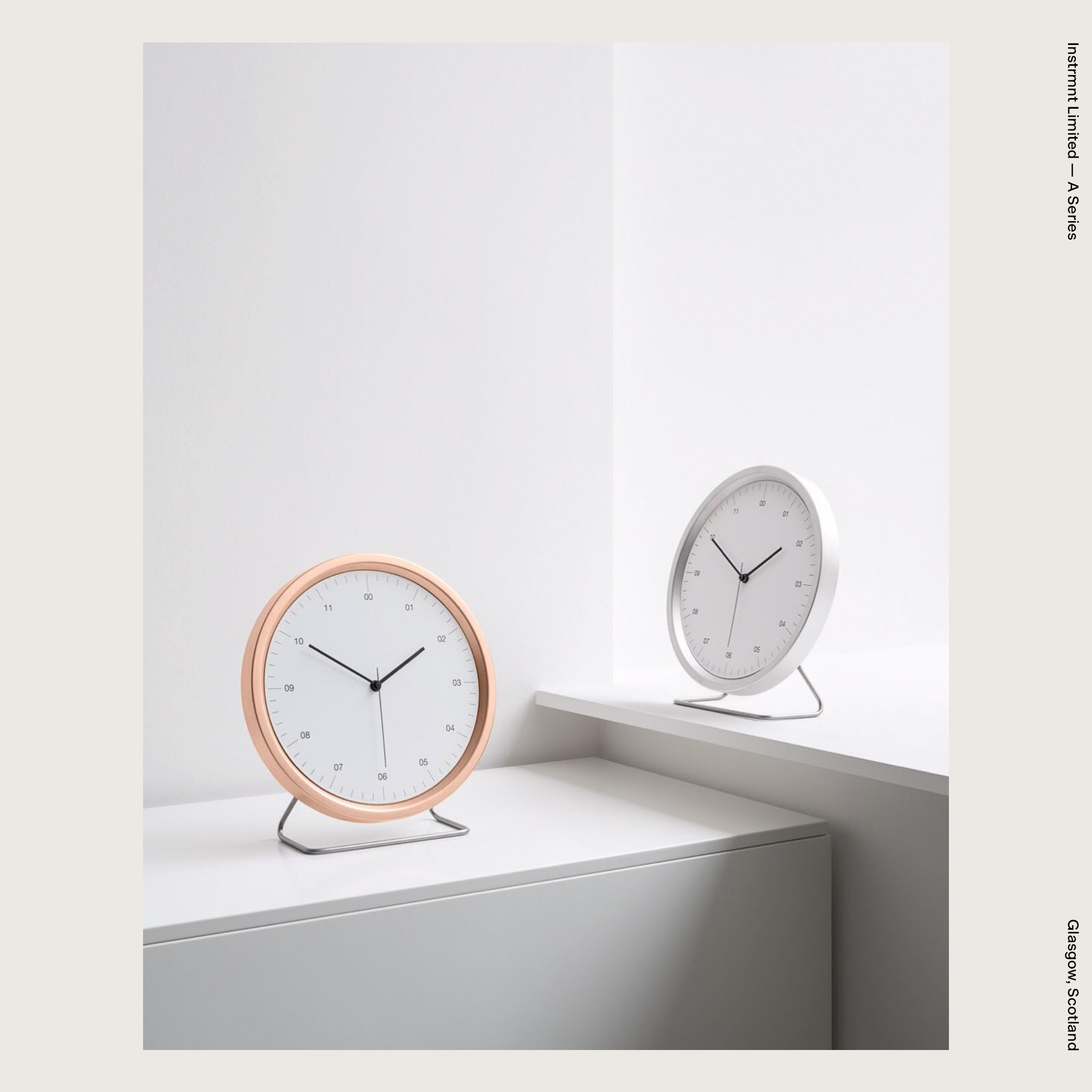 Instrmnt Limited — A Series