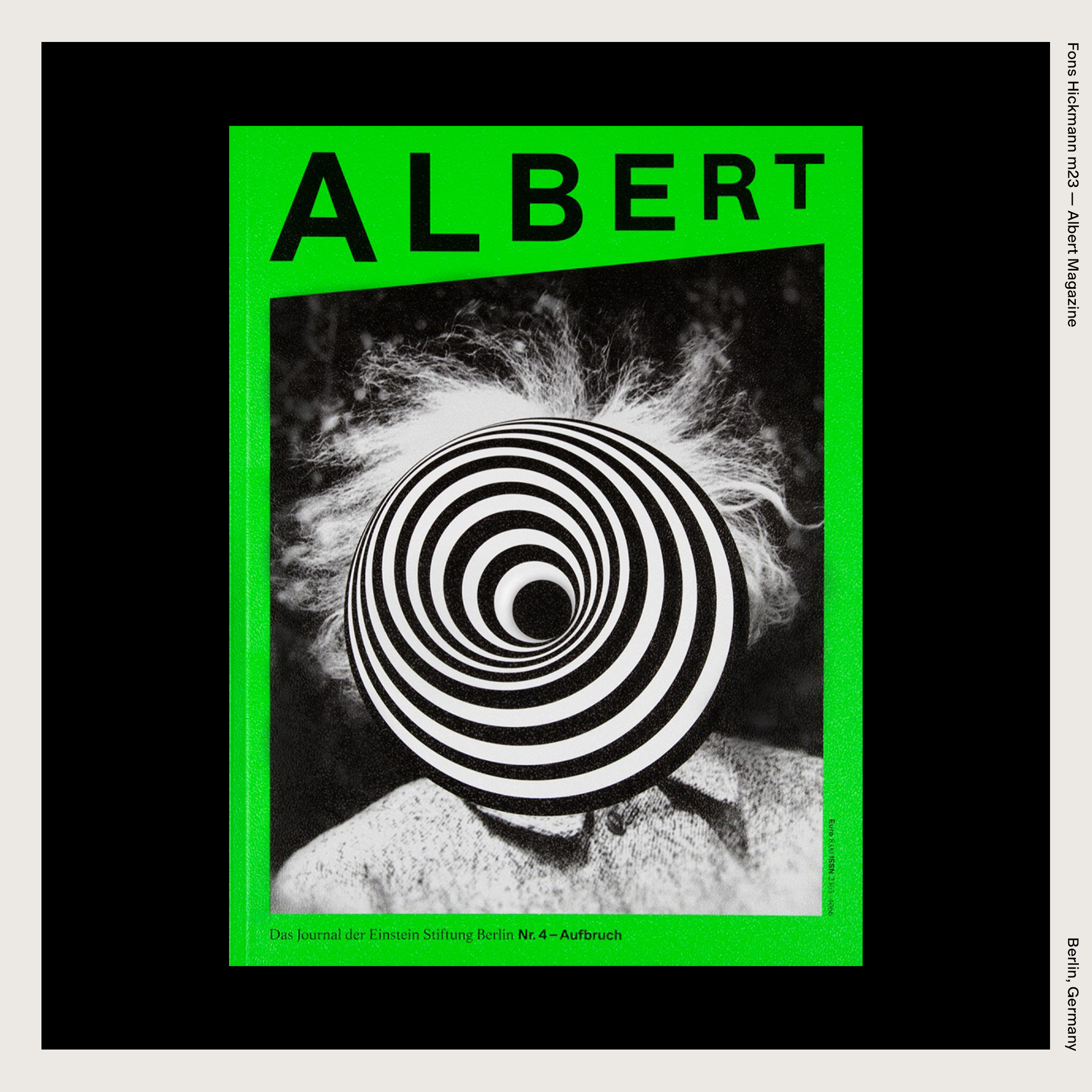 Fons Hickmann m23 — Albert Magazine
