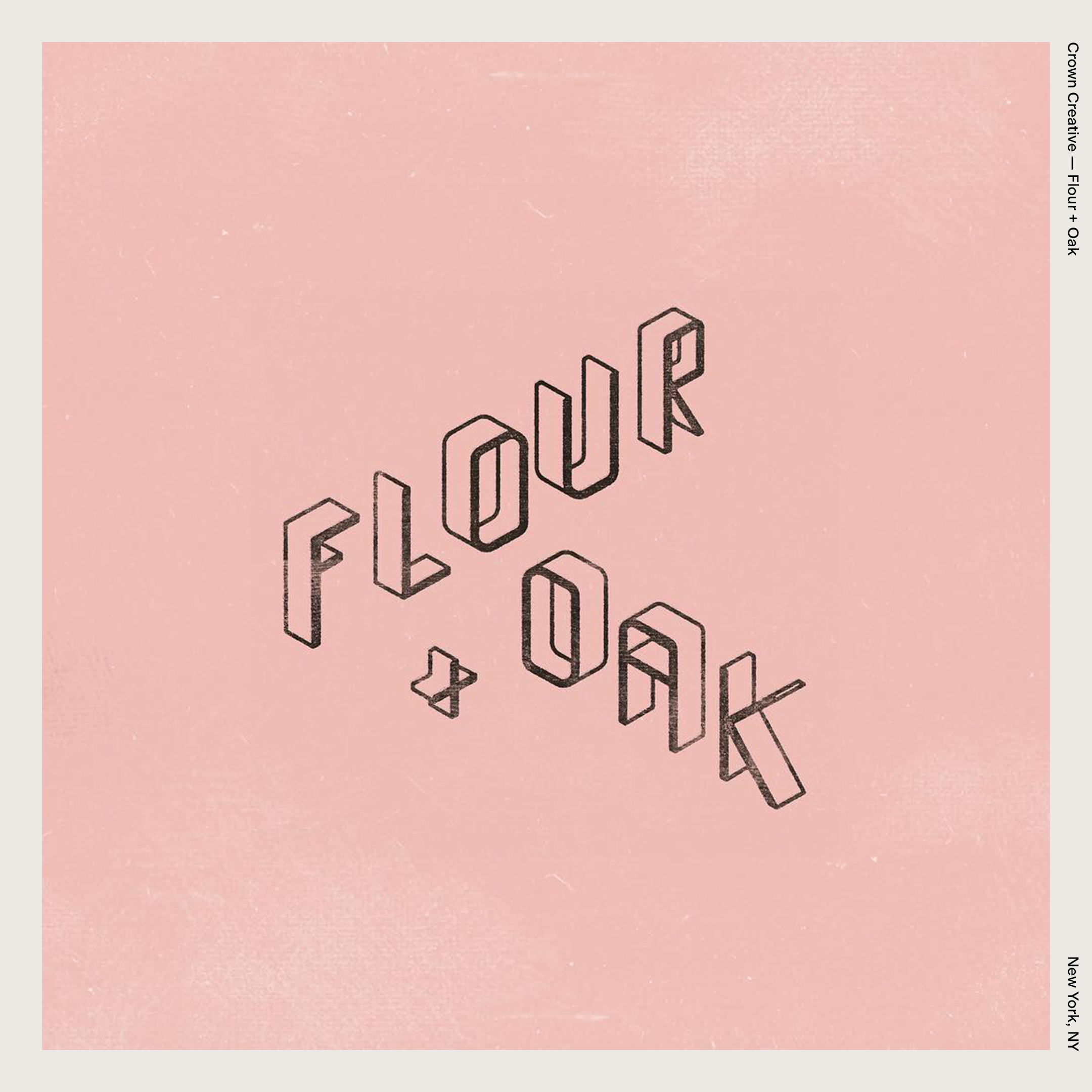 Crown Creative — Flour + Oak