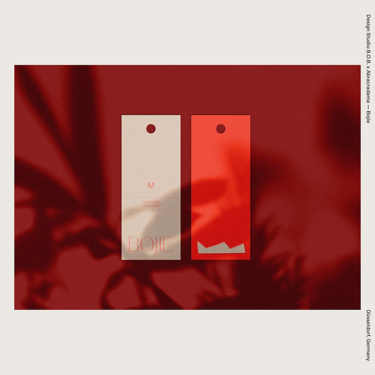 Design Studio B.O.B. x Abracradama —Bojie