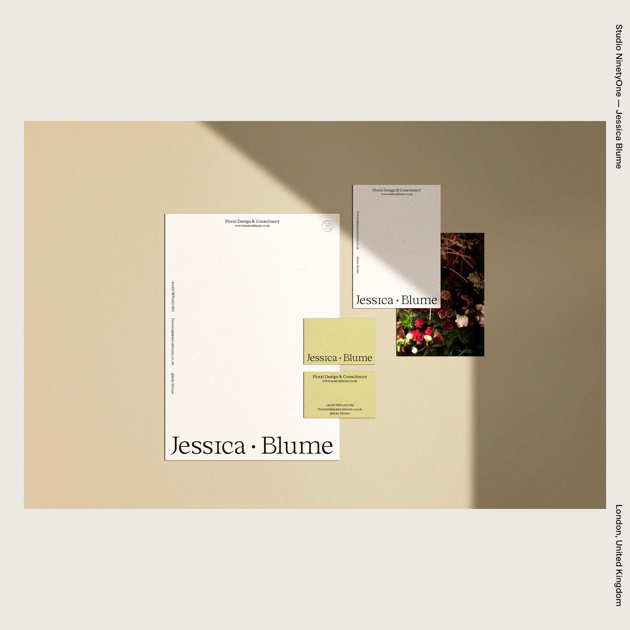 Studio NinetyOne —Jessica Blume
