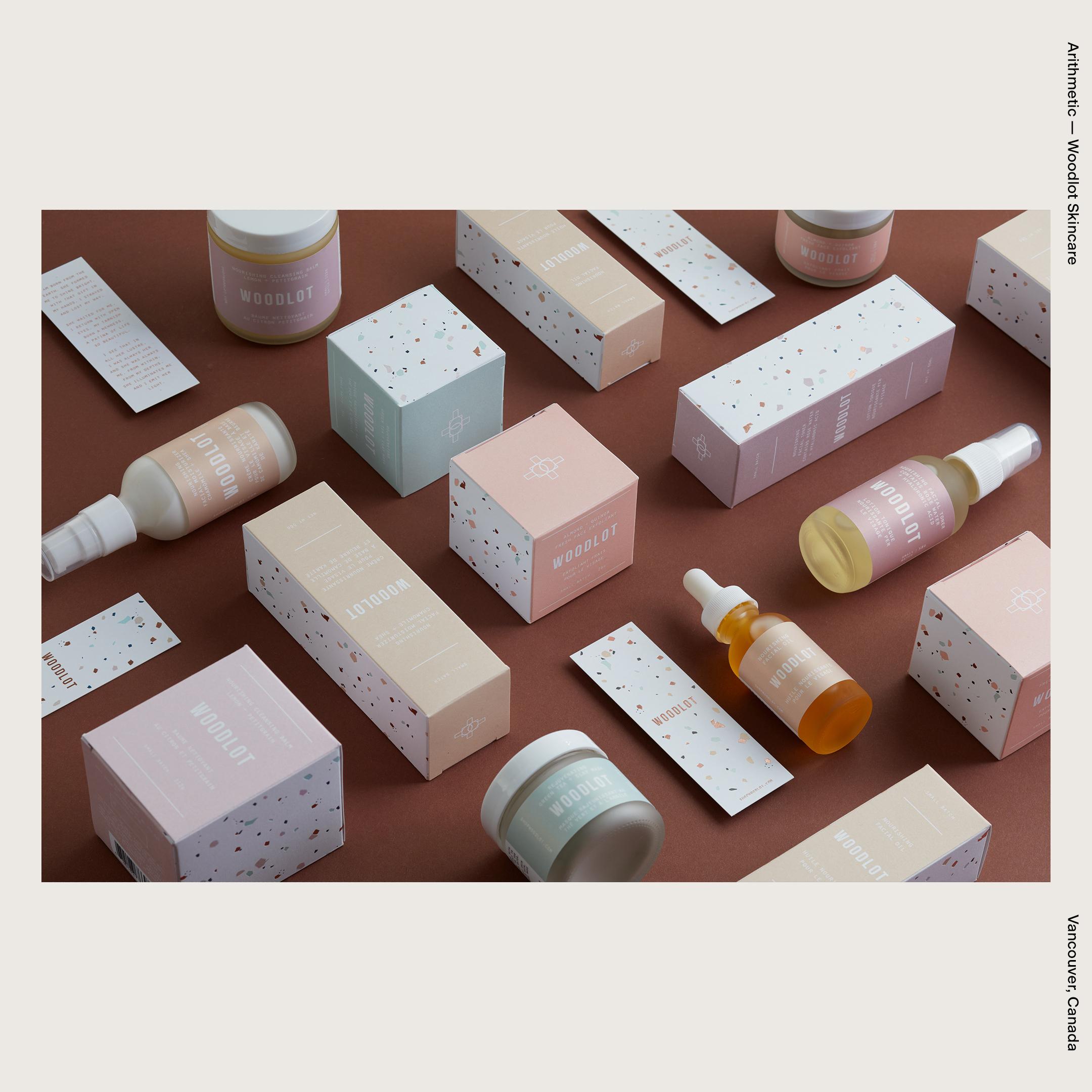 Arithmetic —Woodlot Skincare
