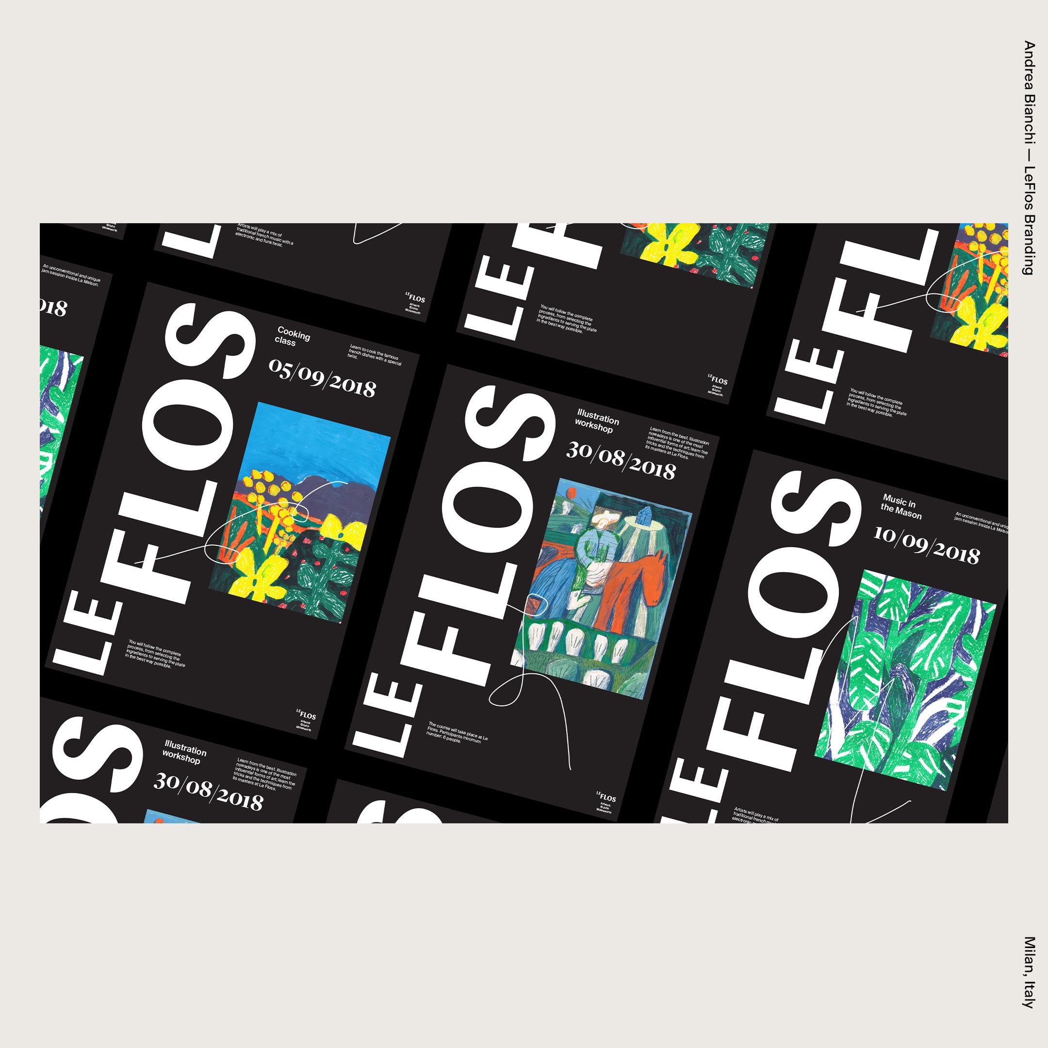 Andrea Bianchi — LeFlos Branding