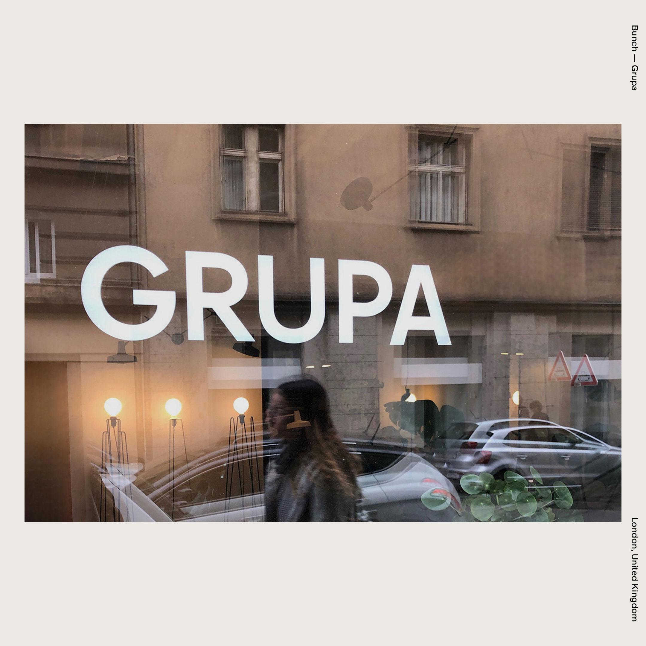 Bunch —Grupa