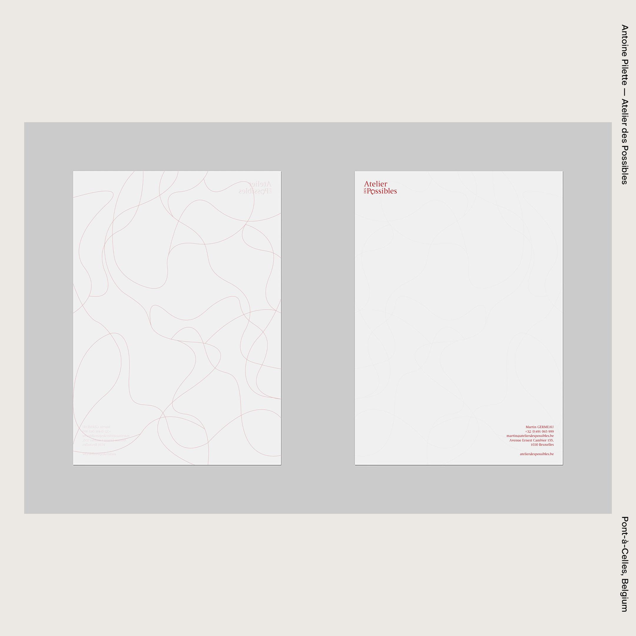 Antoine Pilette —Atelier des Possibles