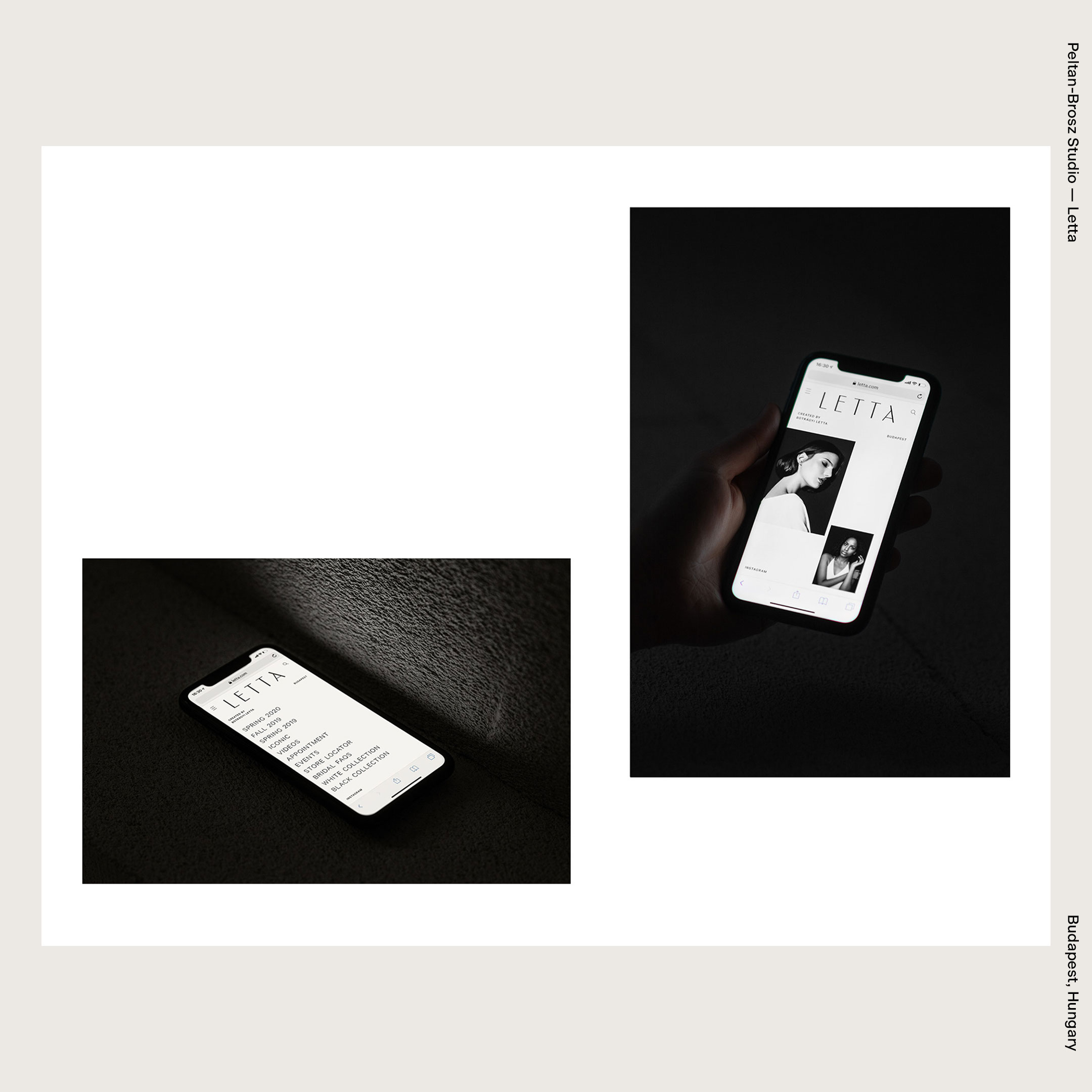 Peltan-Brosz Studio — Letta