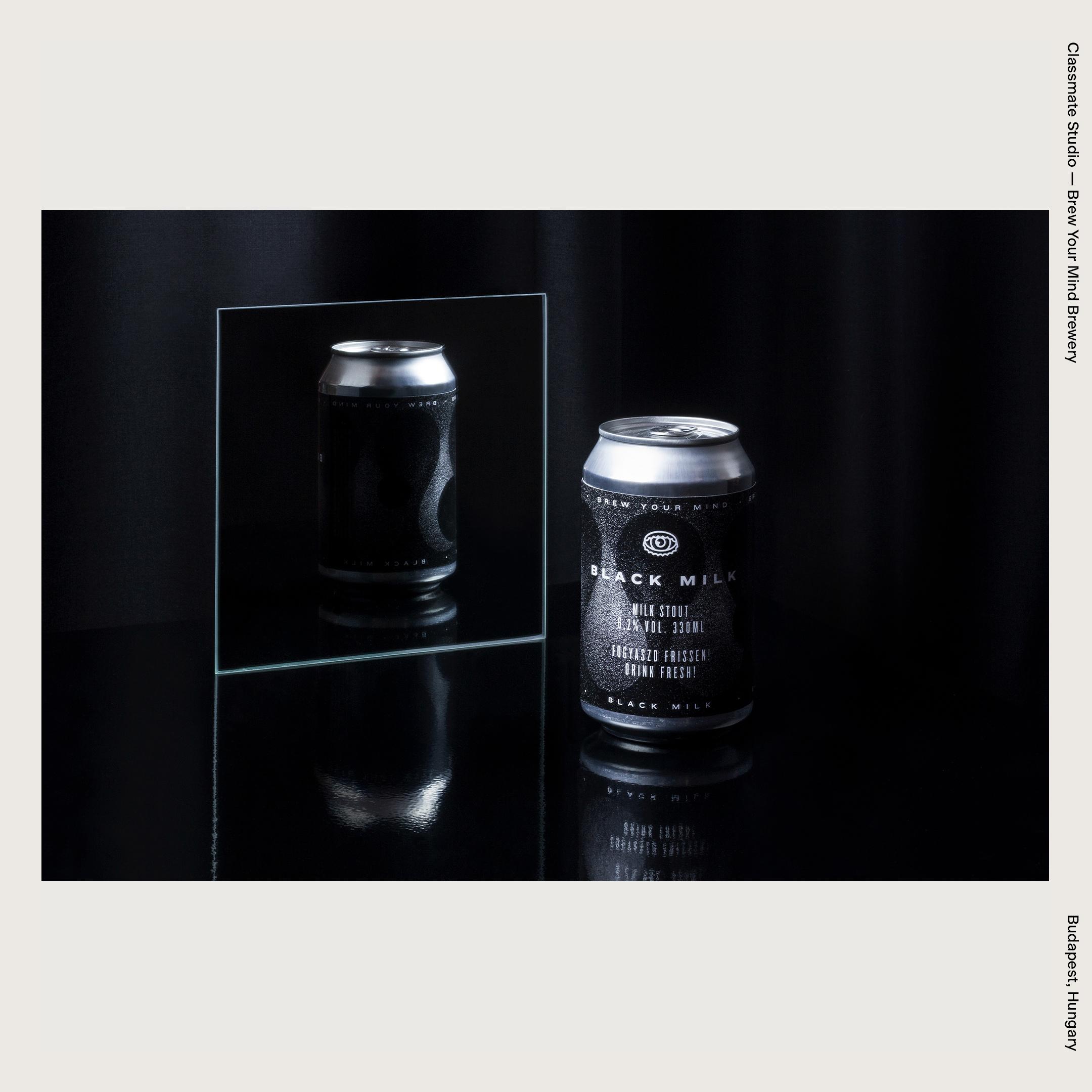 Classmate Studio — Brew Your Mind Brewery