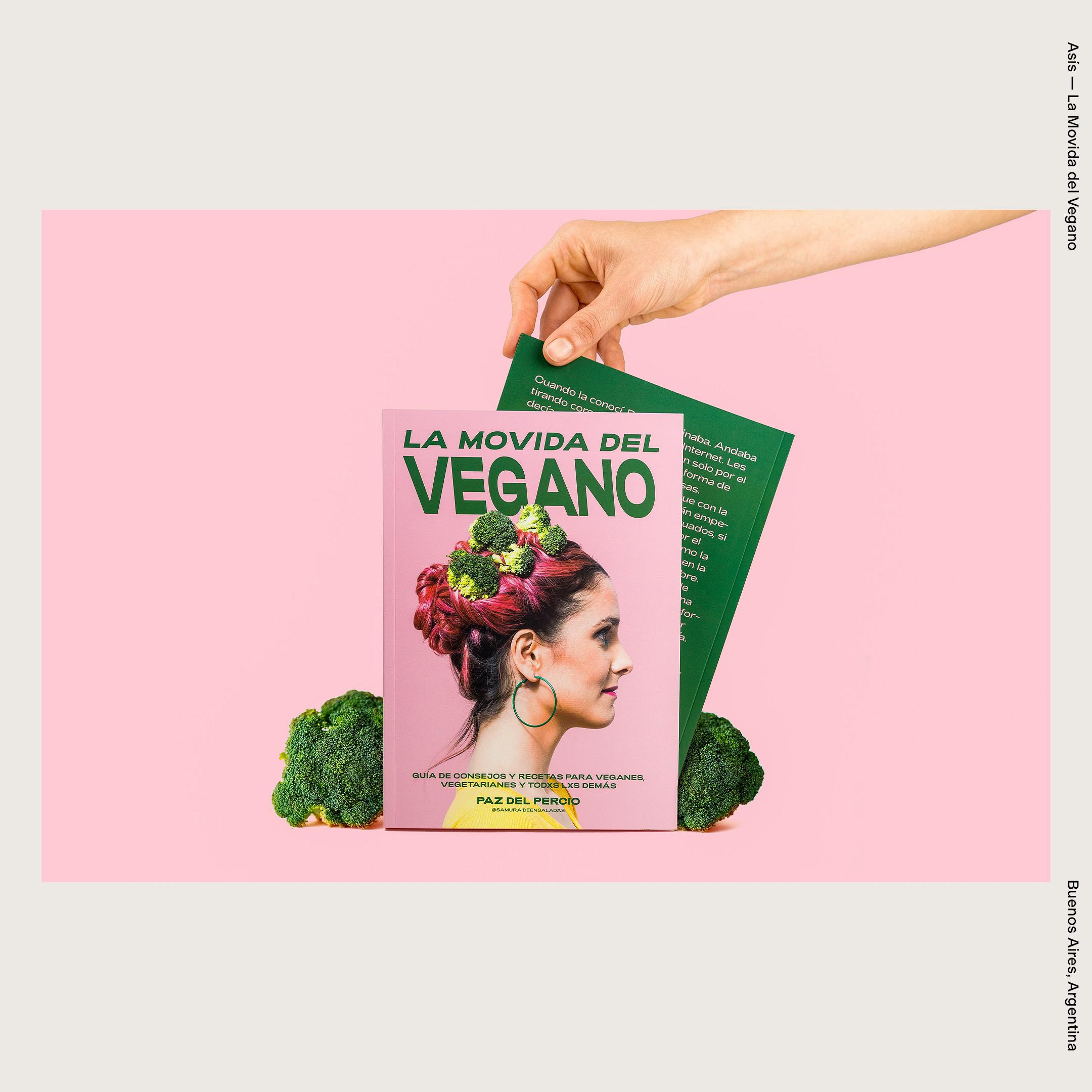 Asís — La Movida del Vegano