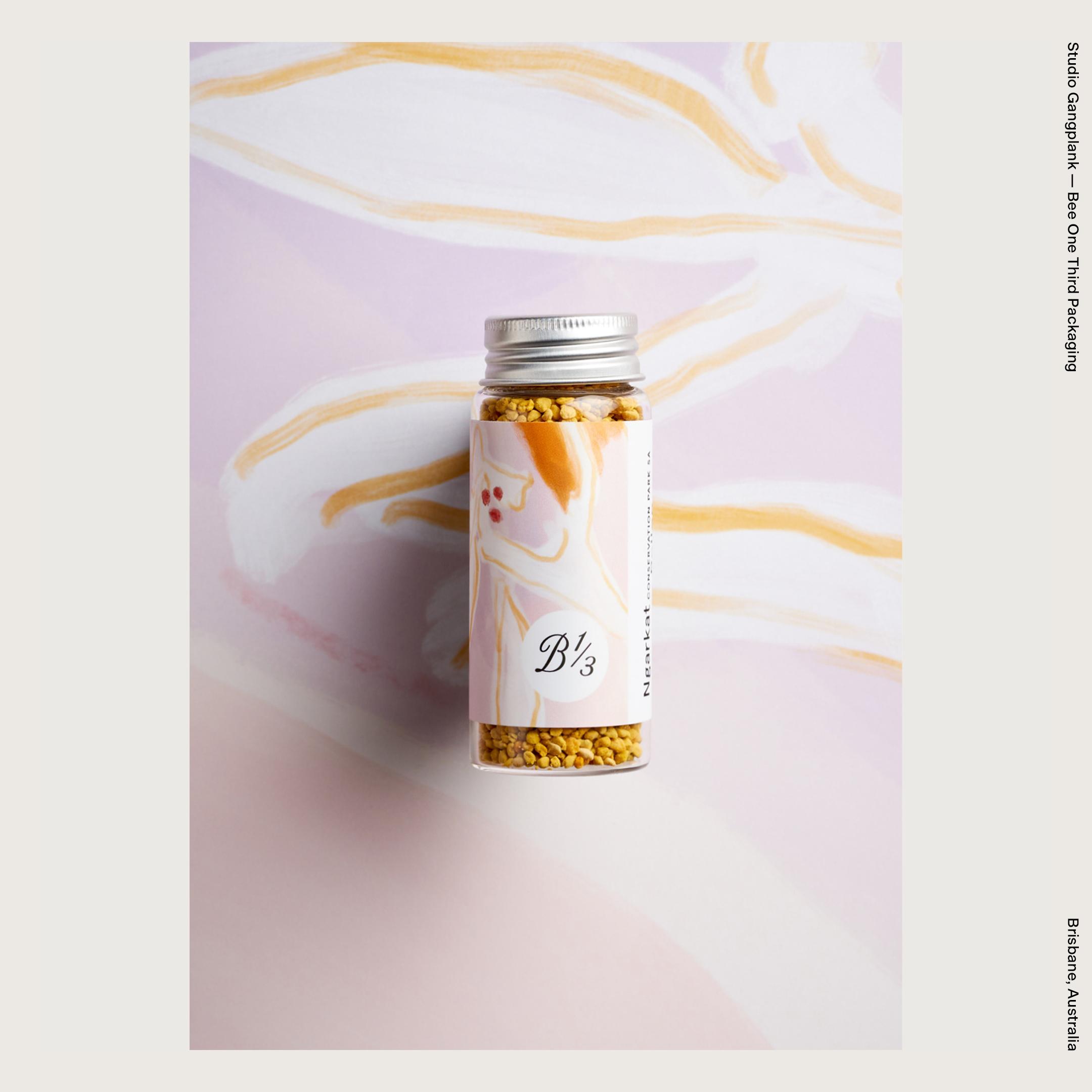 Gangplank — Bee One Third Packaging