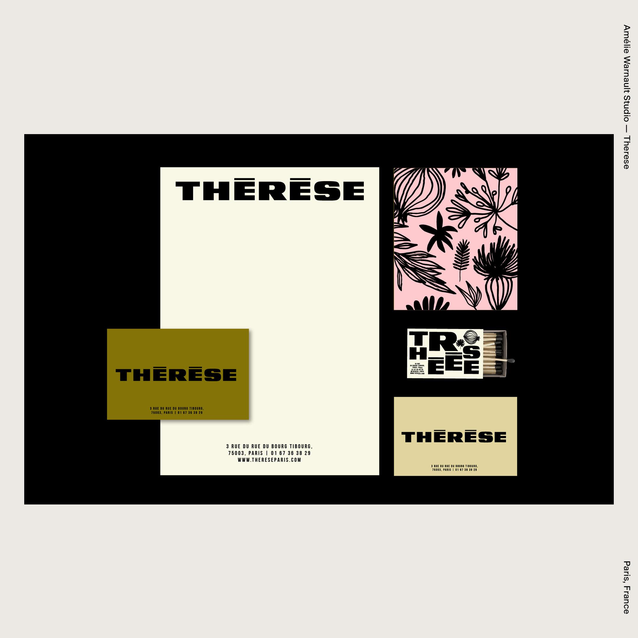 Amélie Warnault Studio — Therese