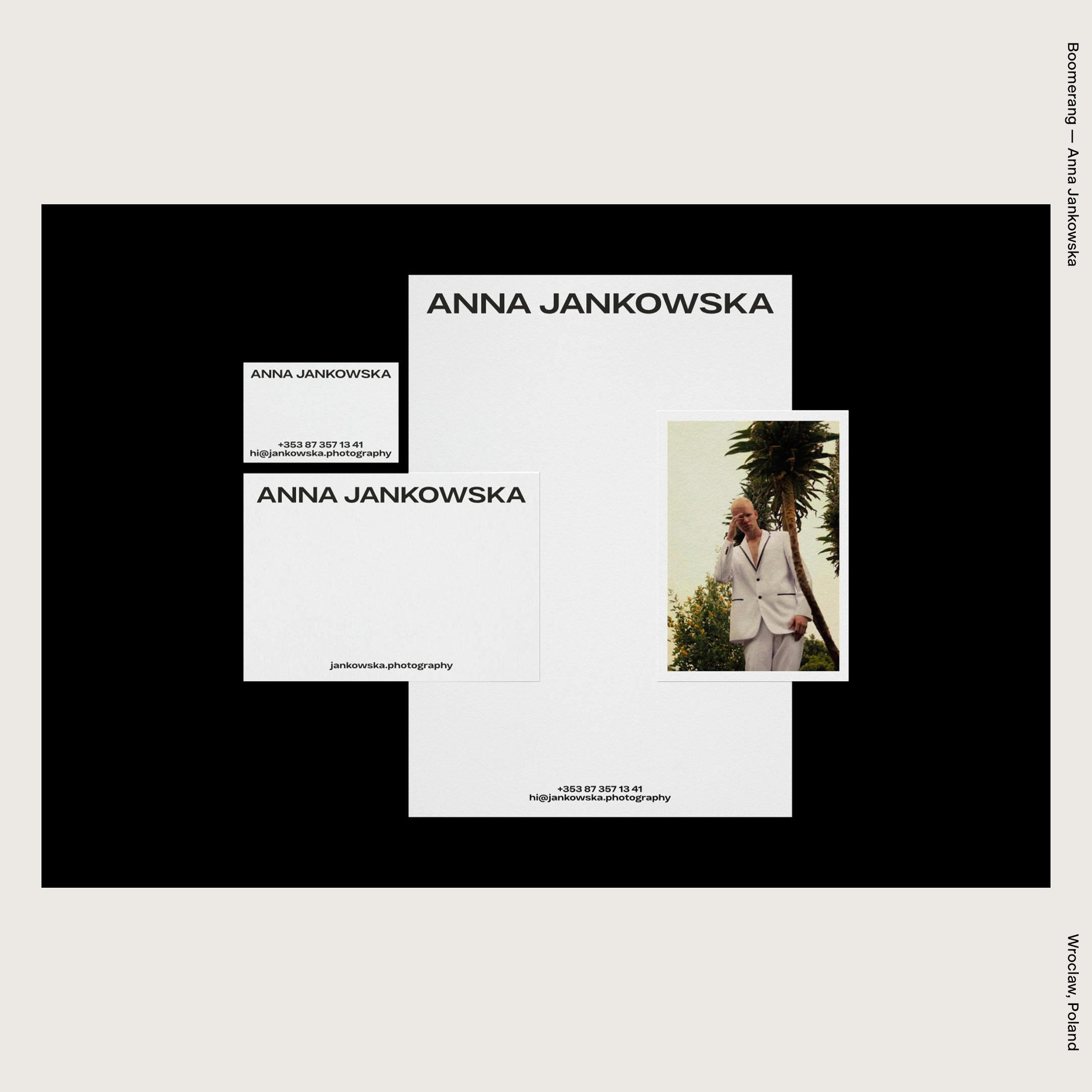 Boomerang — Anna Jankowska