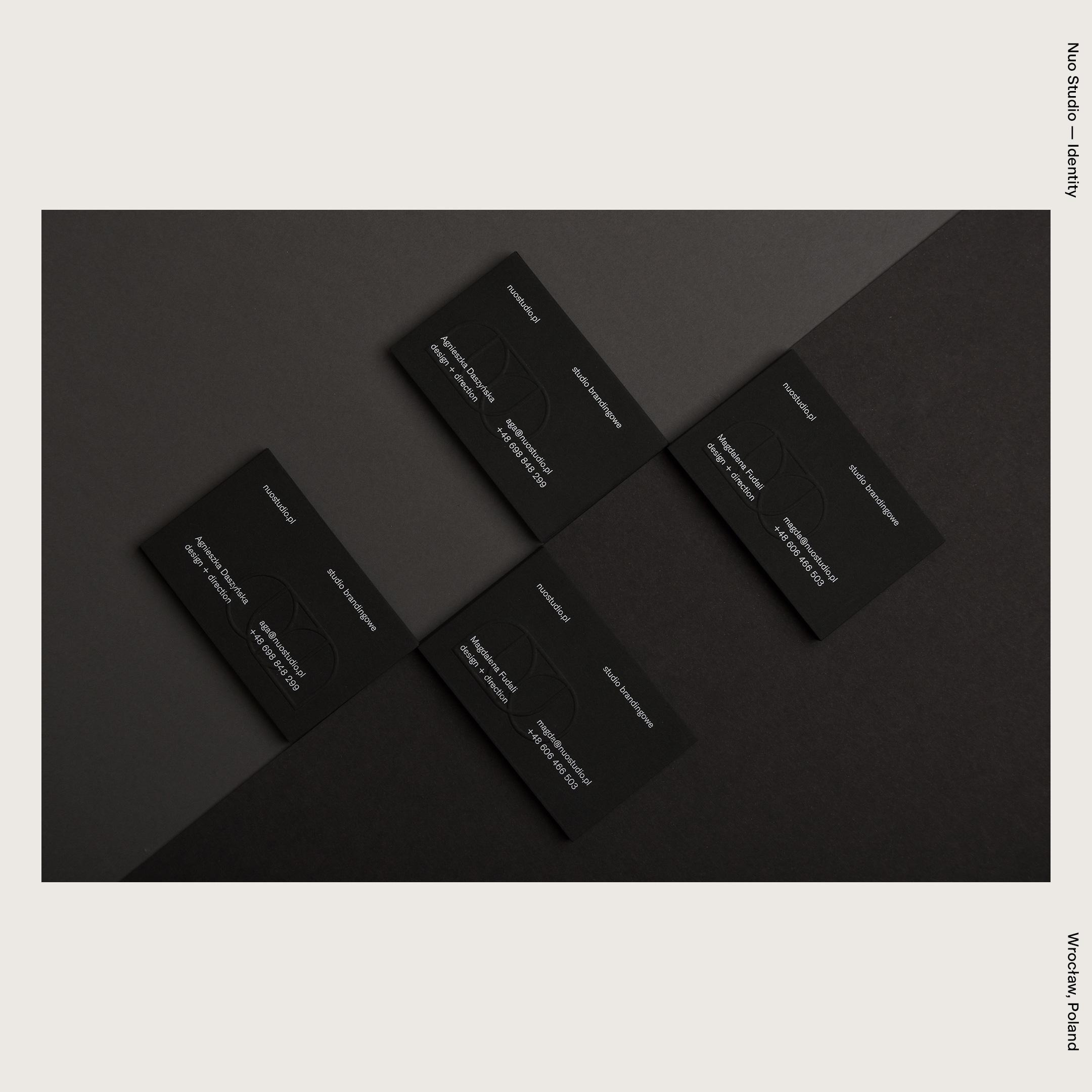 Nuo Studio — Identity