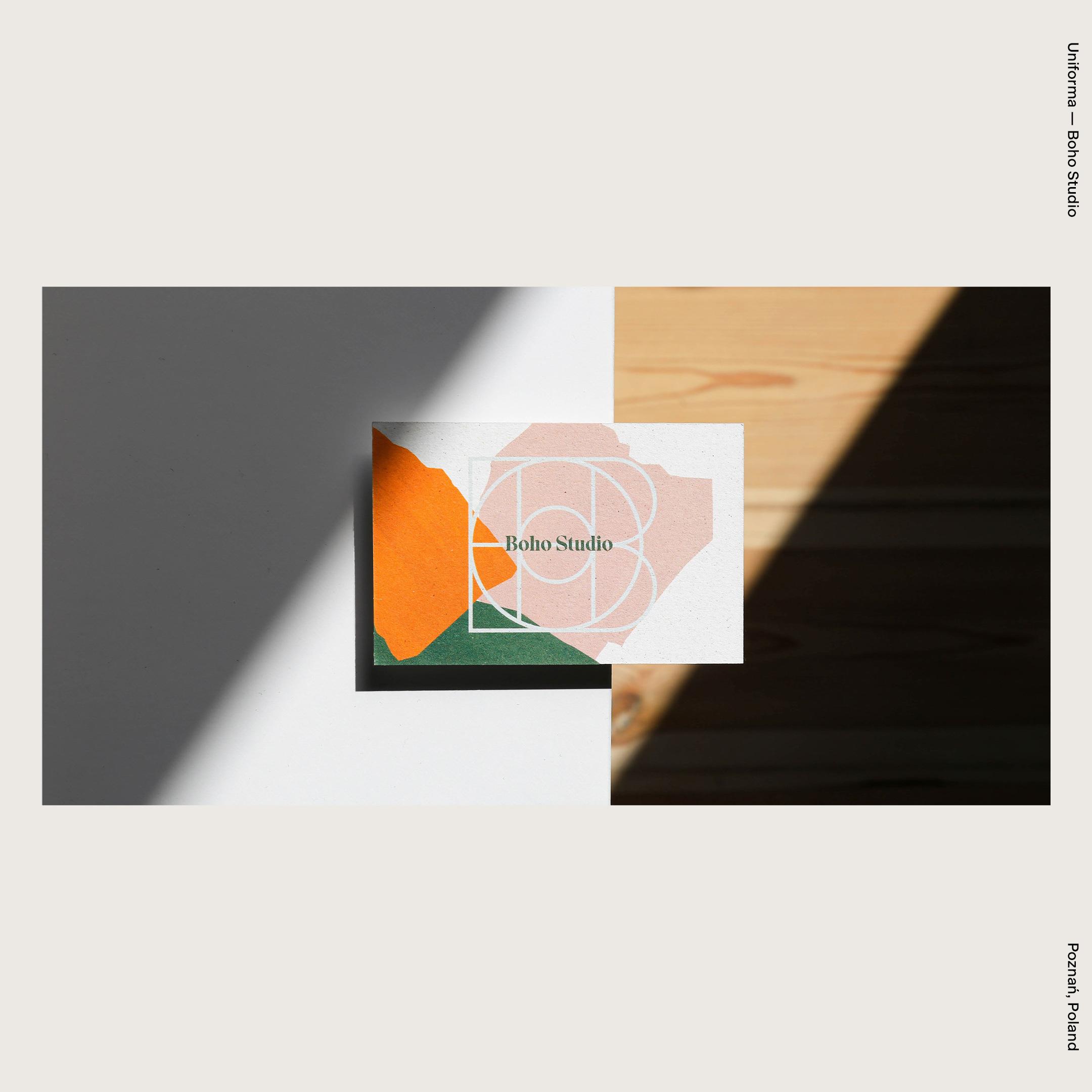 Uniforma — Boho Studio