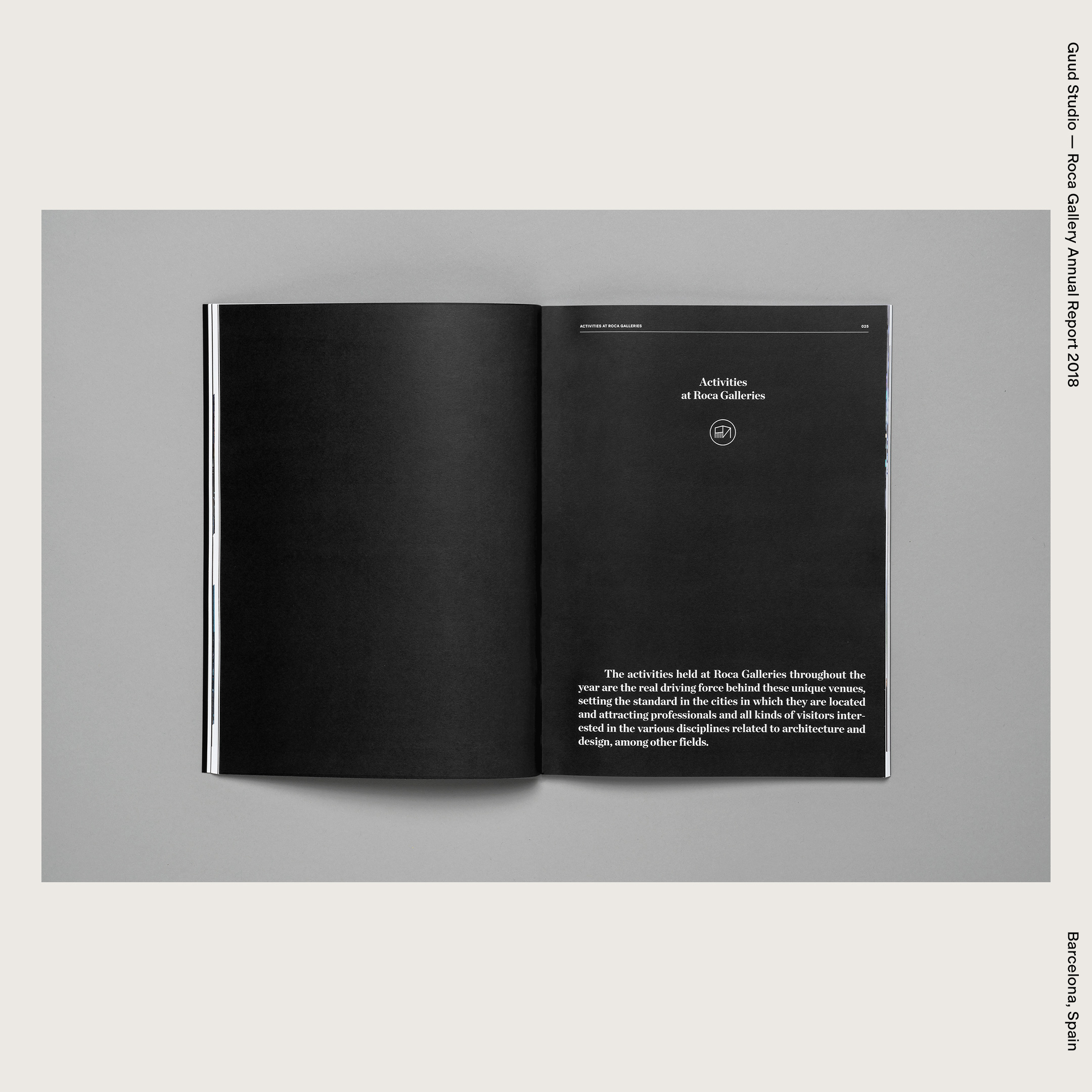Guud Studio — Roca Gallery Annual Report 2018