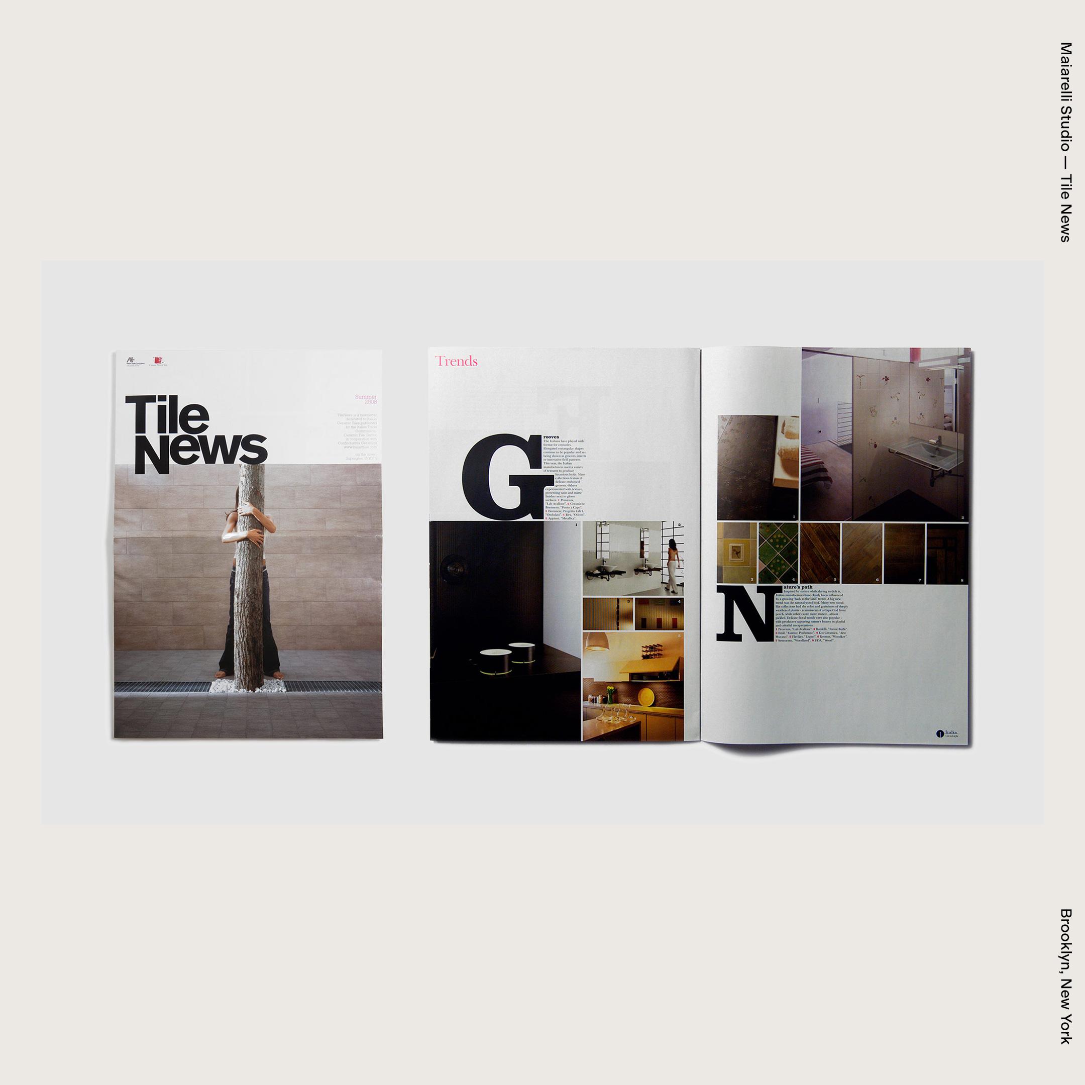 Maiarelli Studio — Tile News