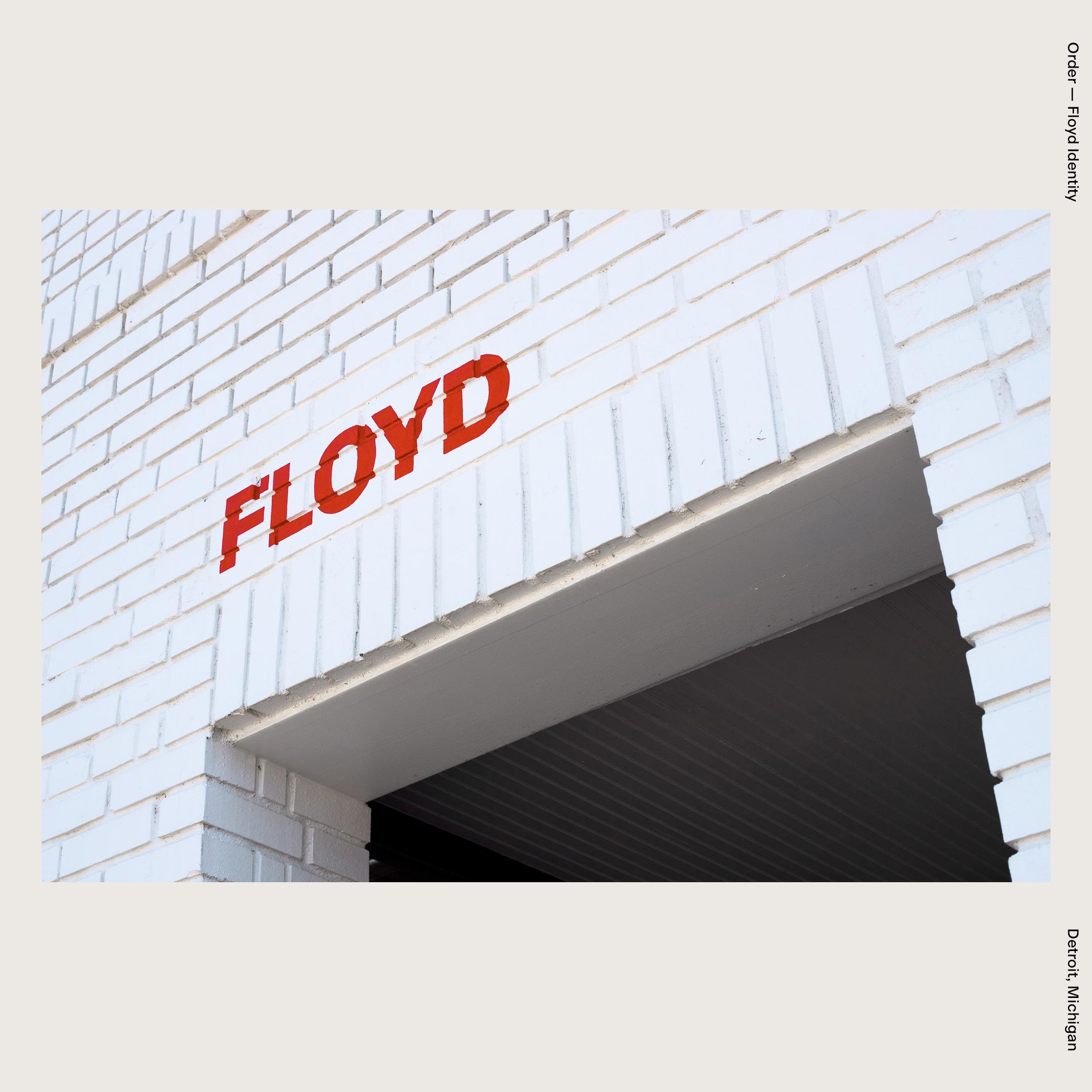 Order — Floyd Identity