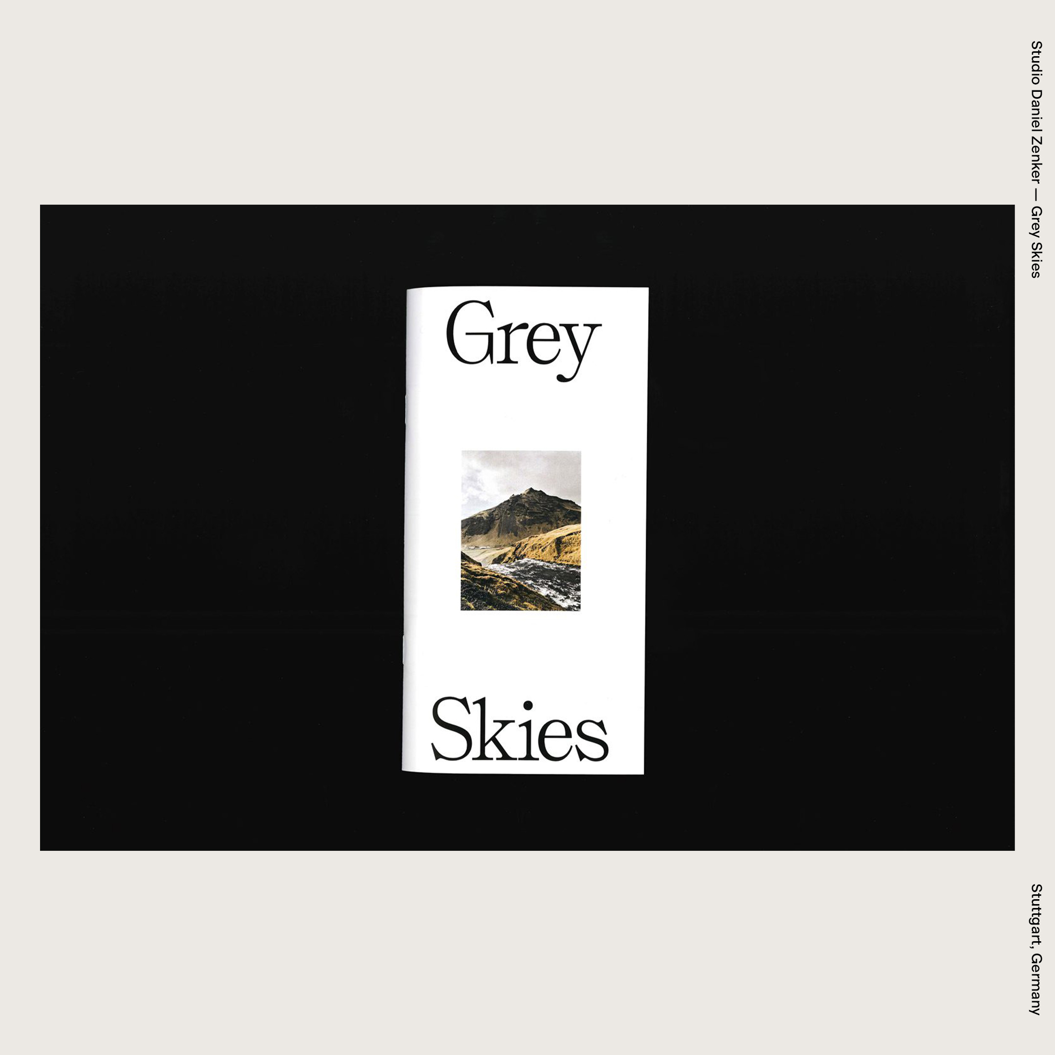 Studio Daniel Zenker — Grey Skies
