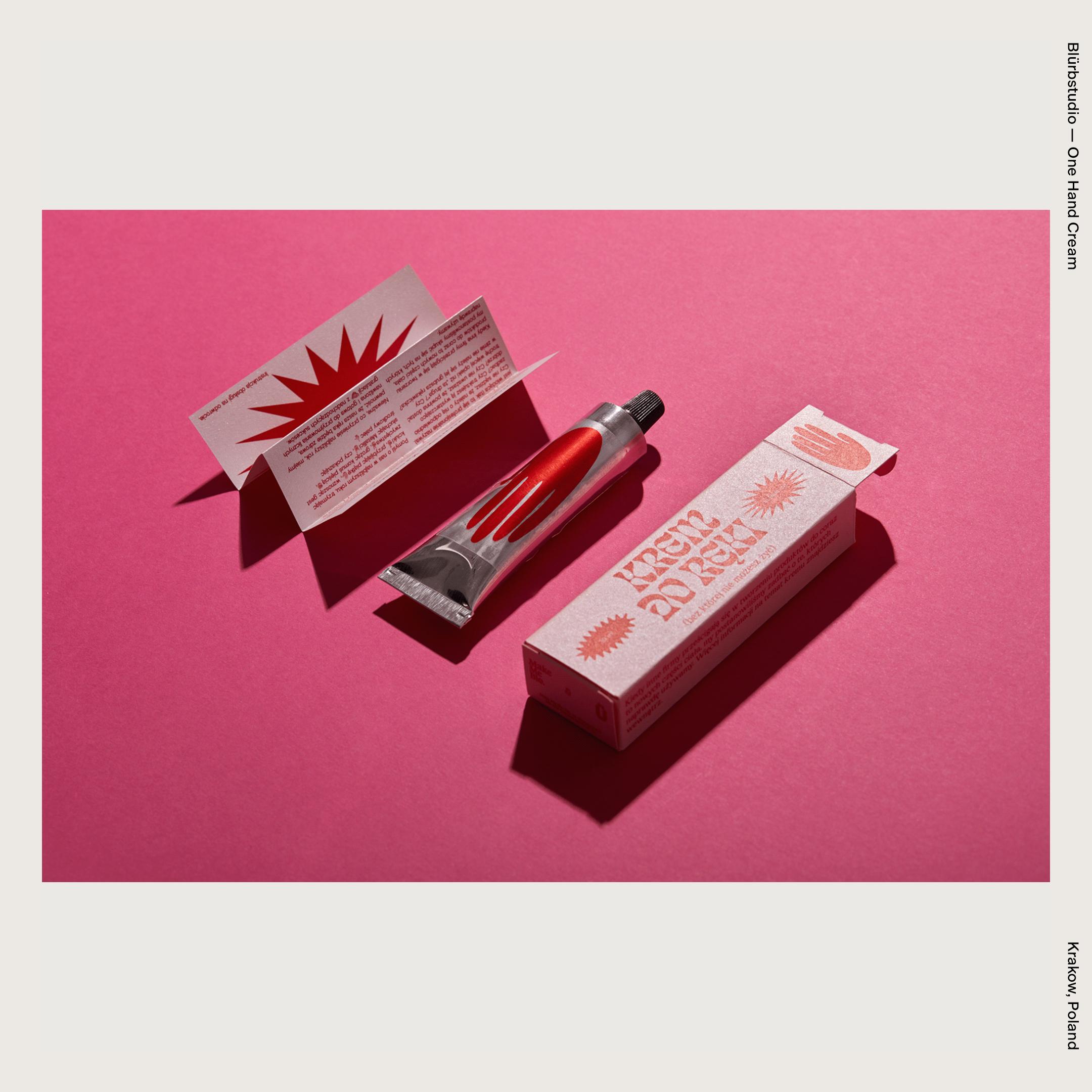 Blürbstudio — One Hand Cream
