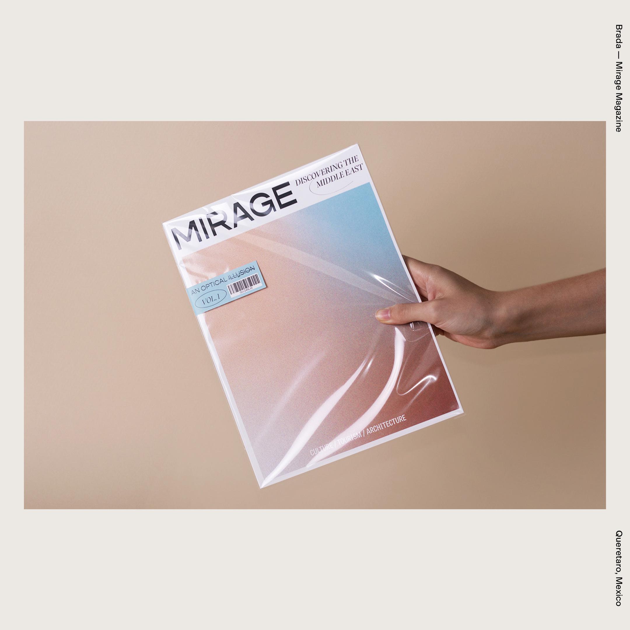 Brada — Mirage Magazine