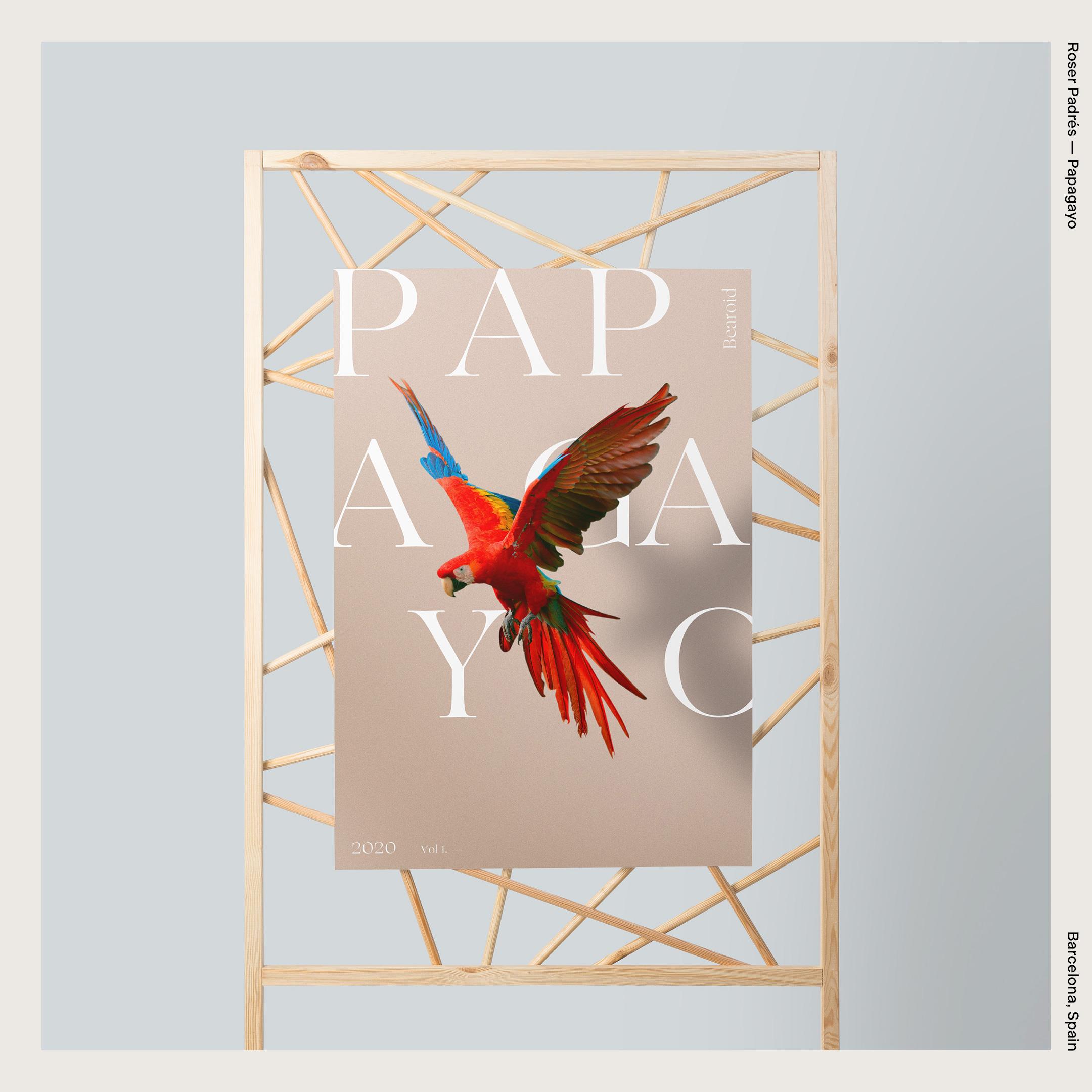 Roser Padrés — Papagayo
