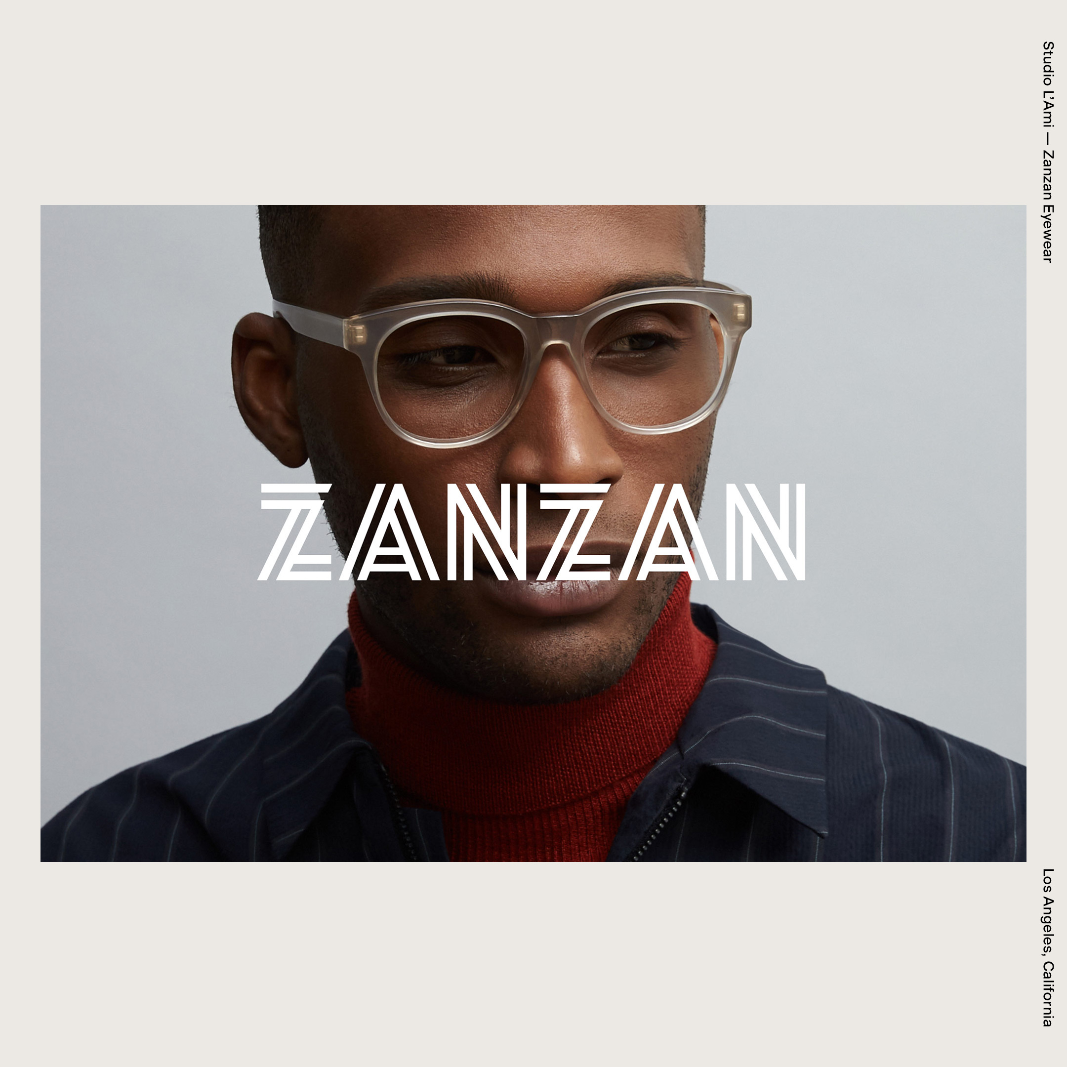 Studio L'Ami — Zanzan Eyewear