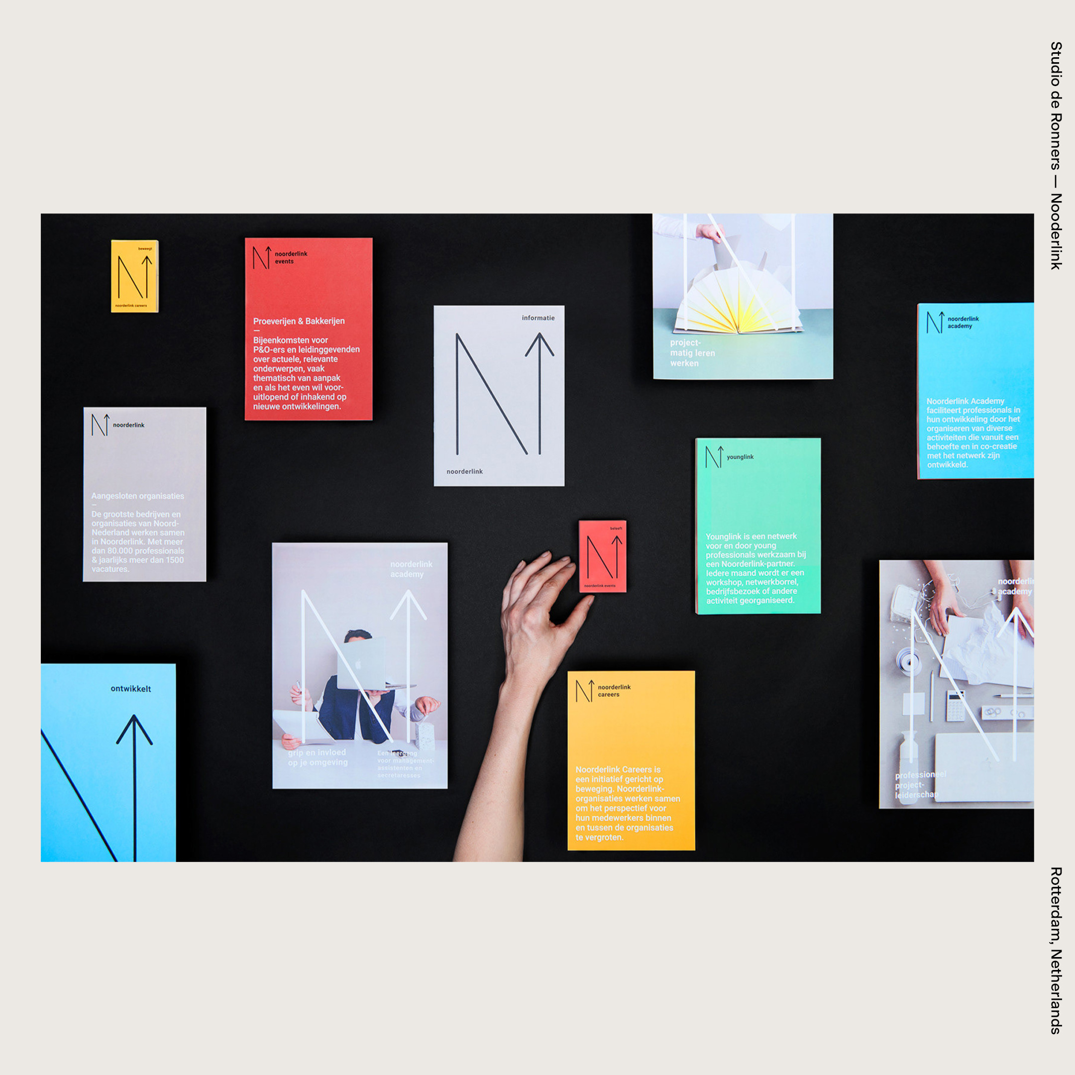 Studio de Ronners — Nooderlink