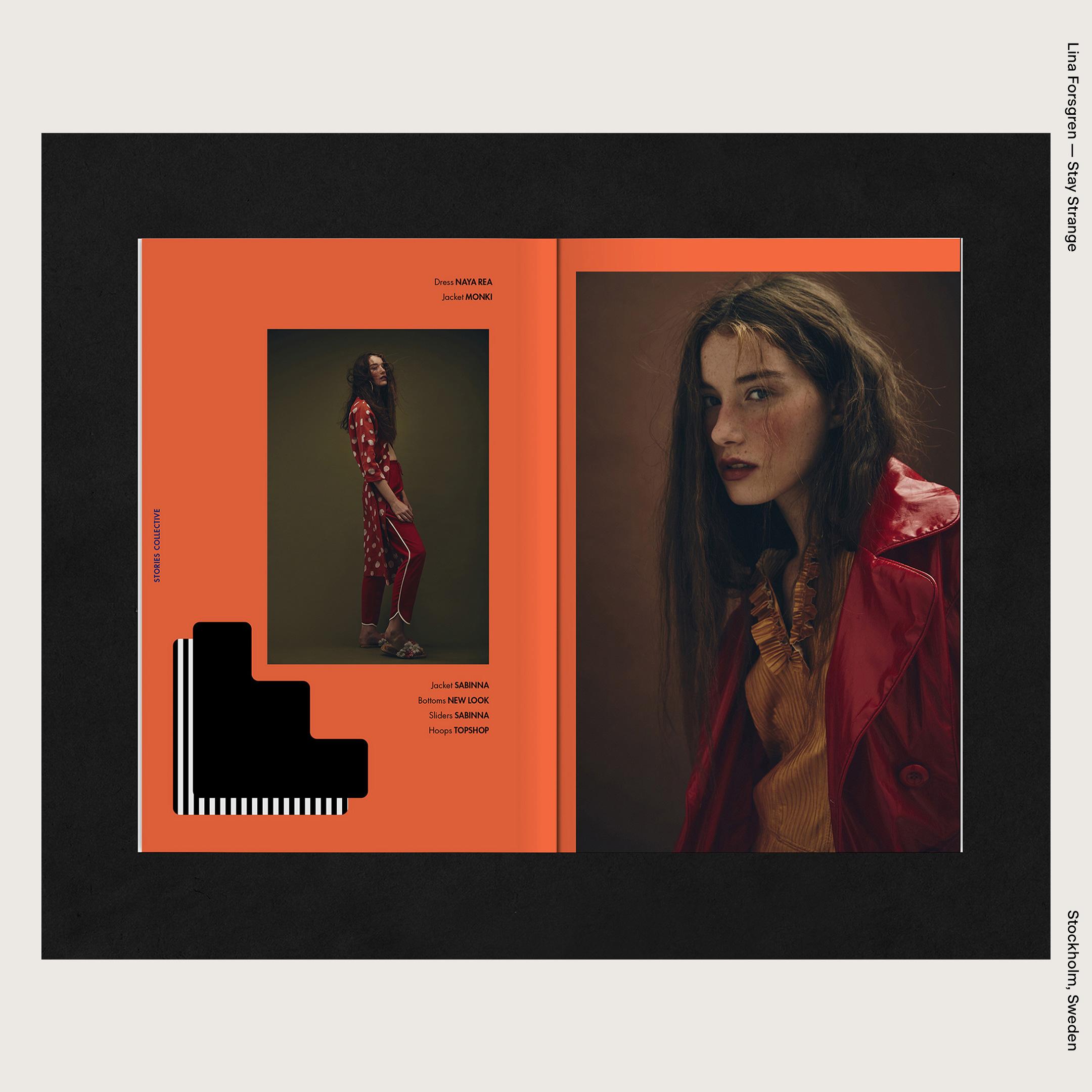 Lina Forsgren — Stay Strange