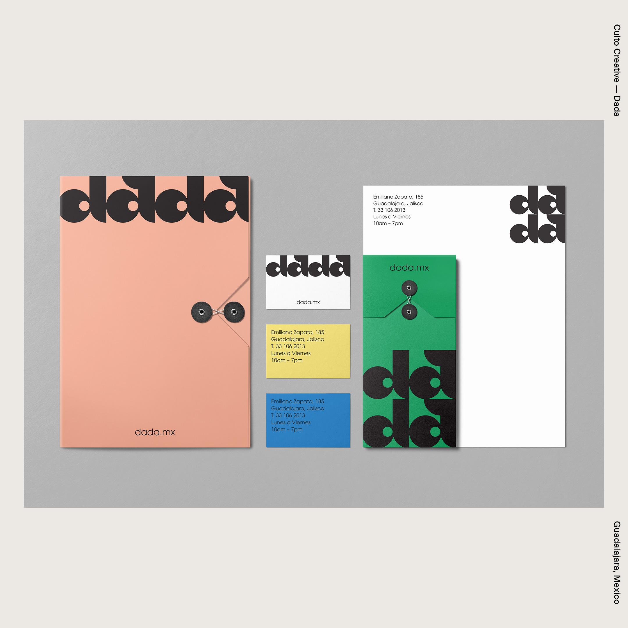 Culto Creative — Dada
