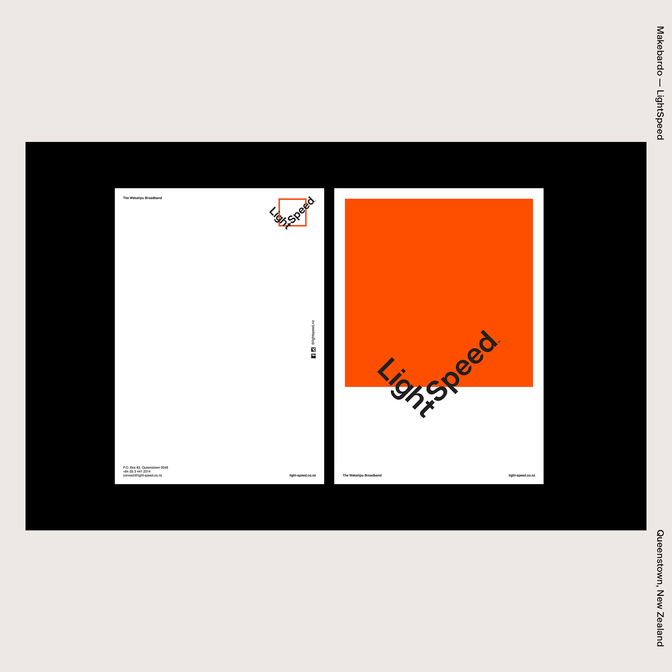 Makebardo — LightSpeed