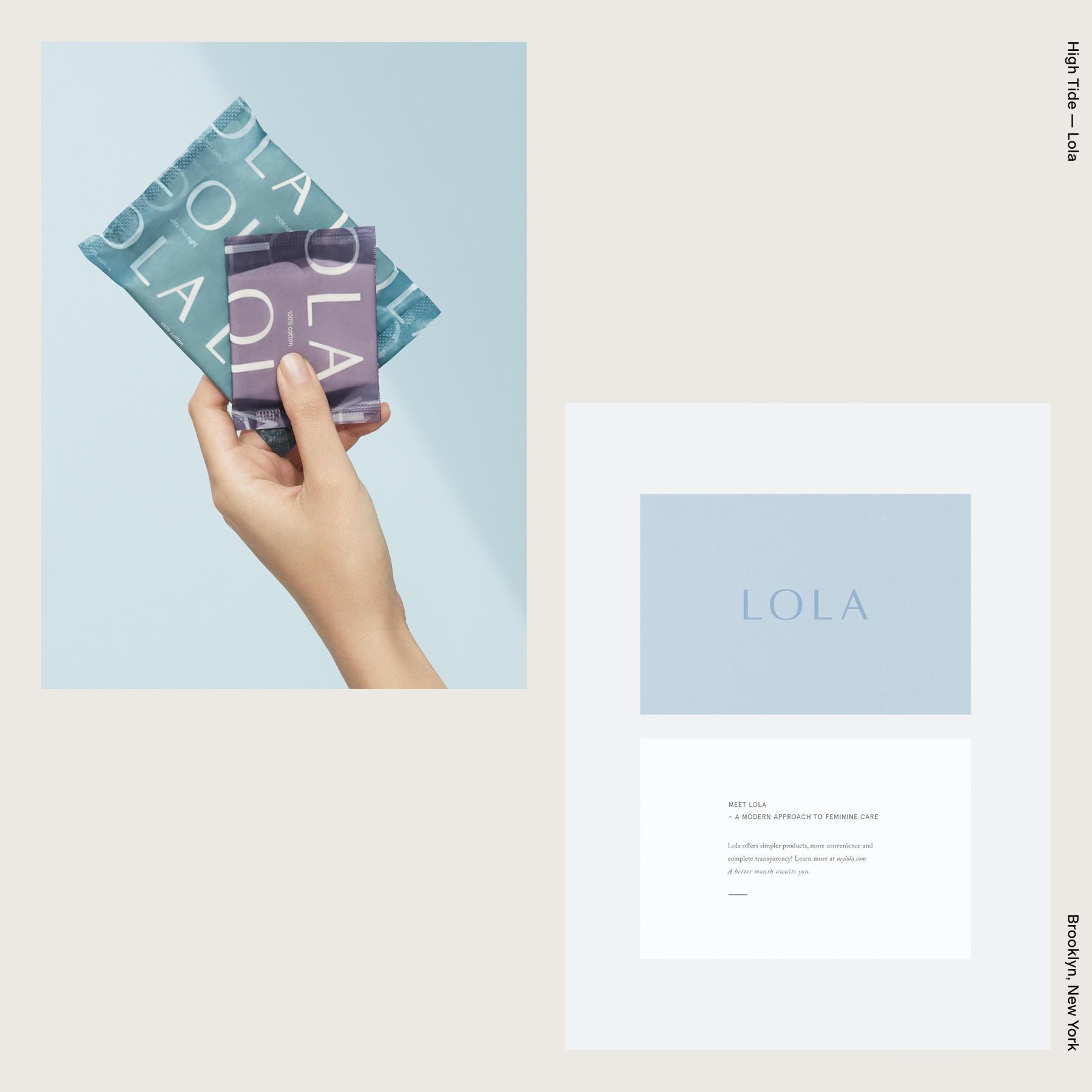High Tide — Lola