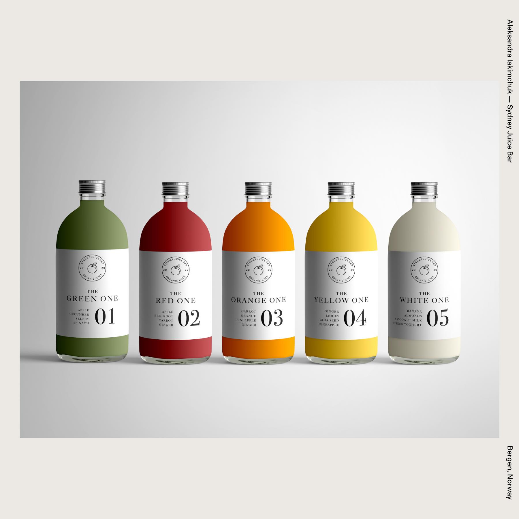 Aleksandra Iakimchuk — Sydney Juice Bar