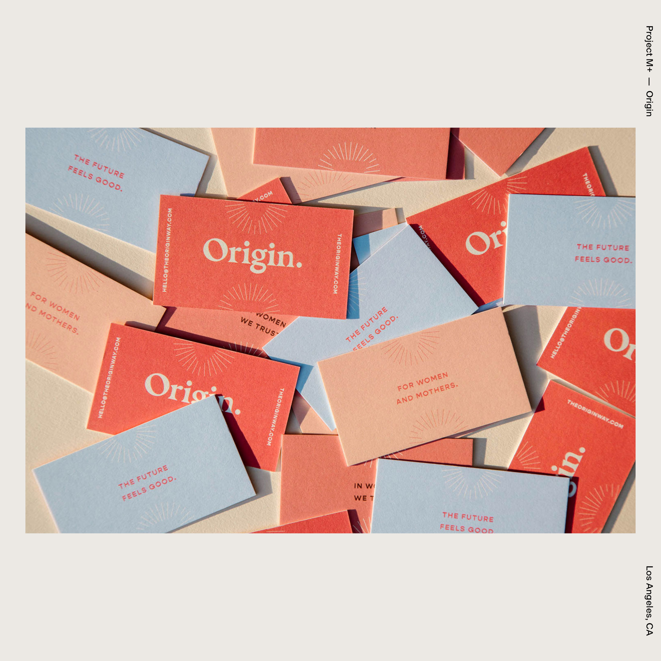 Project M+ —Origin