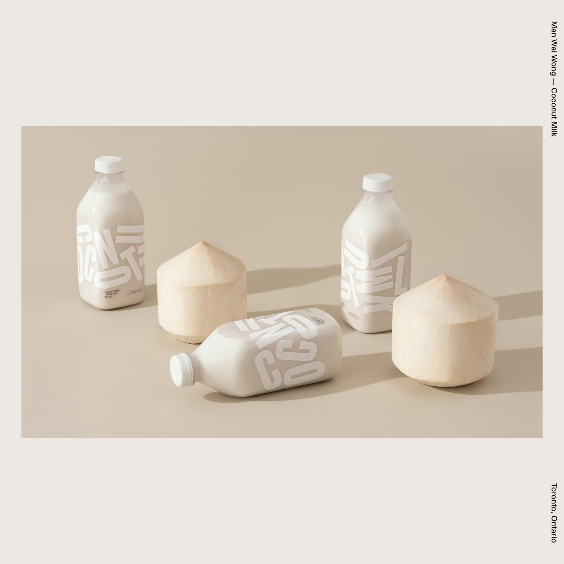 Man Wai Wong — Coconut Milk