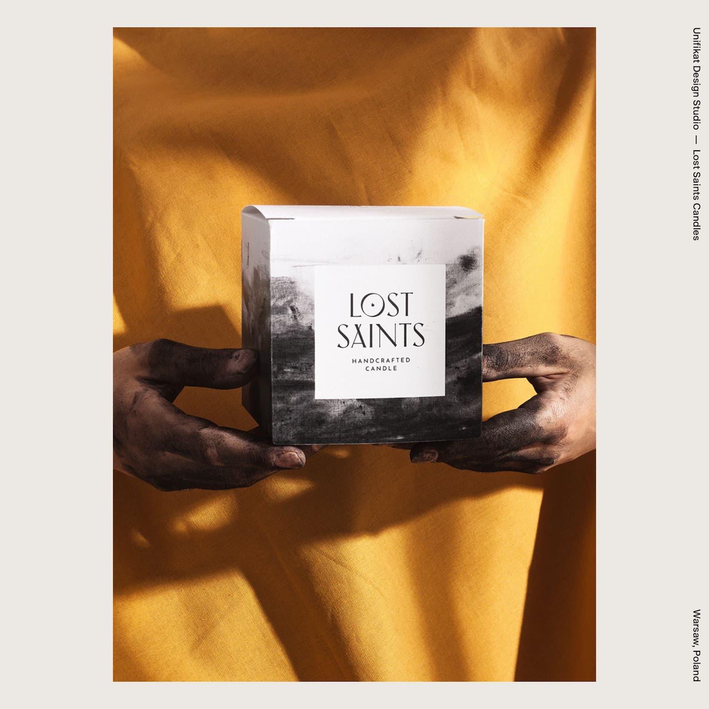 Unifikat Design Studio — Lost Saints Candles