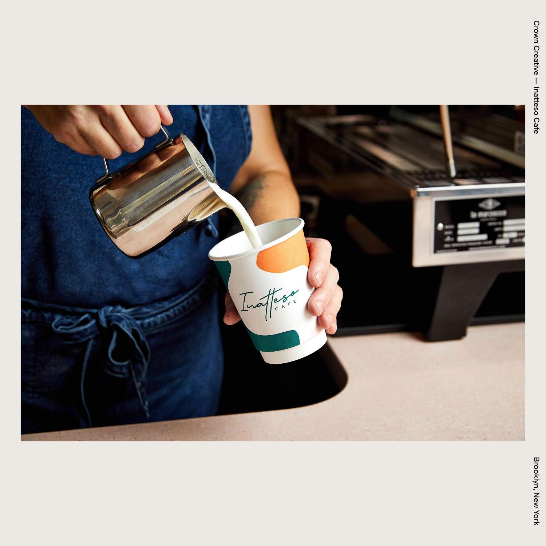 Crown Creative — Inatteso Cafe