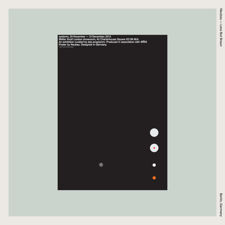 Neubau — Less But Braun