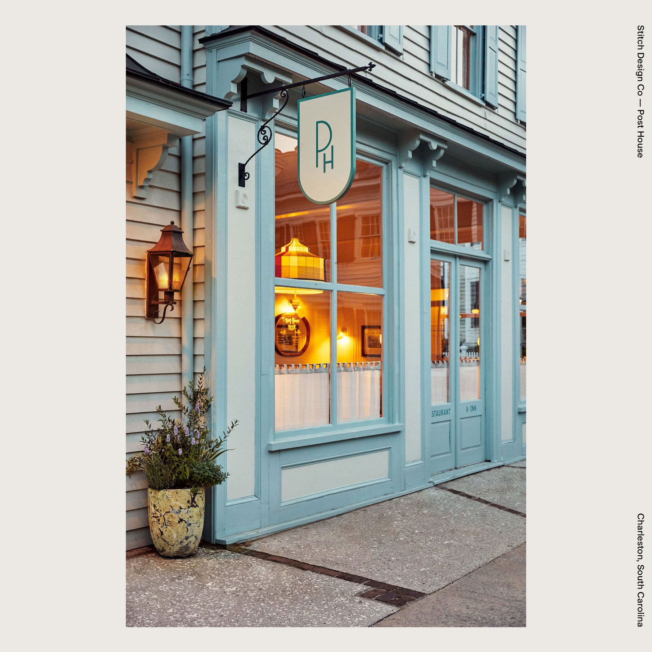 Stitch Design Co — Post House