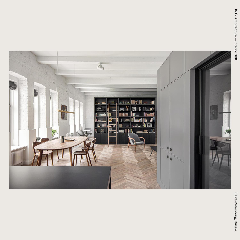 INT2 Architecture — Interior SVK
