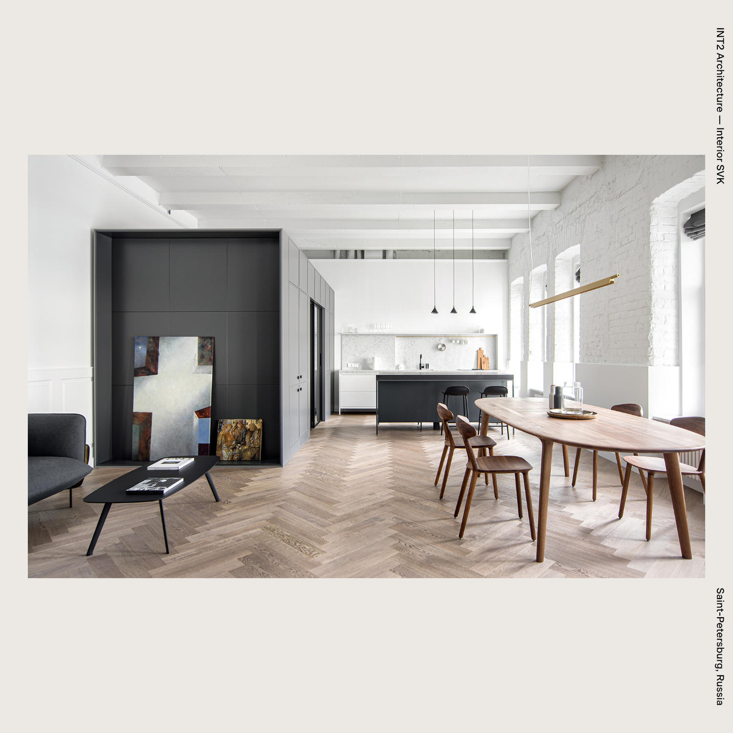 INT2 Architecture — Interior SVK