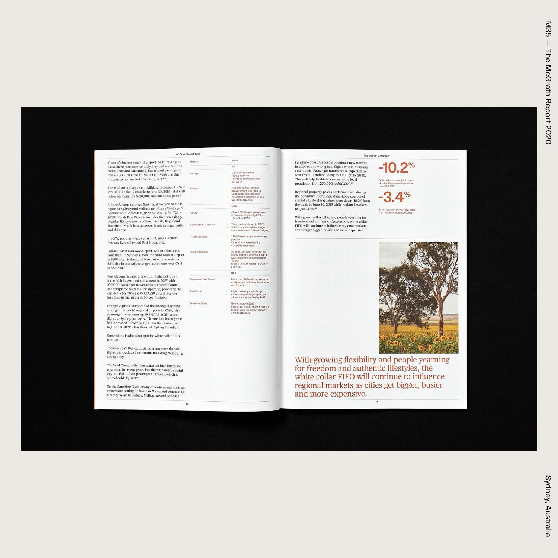 M35 — The McGrath Report 2020