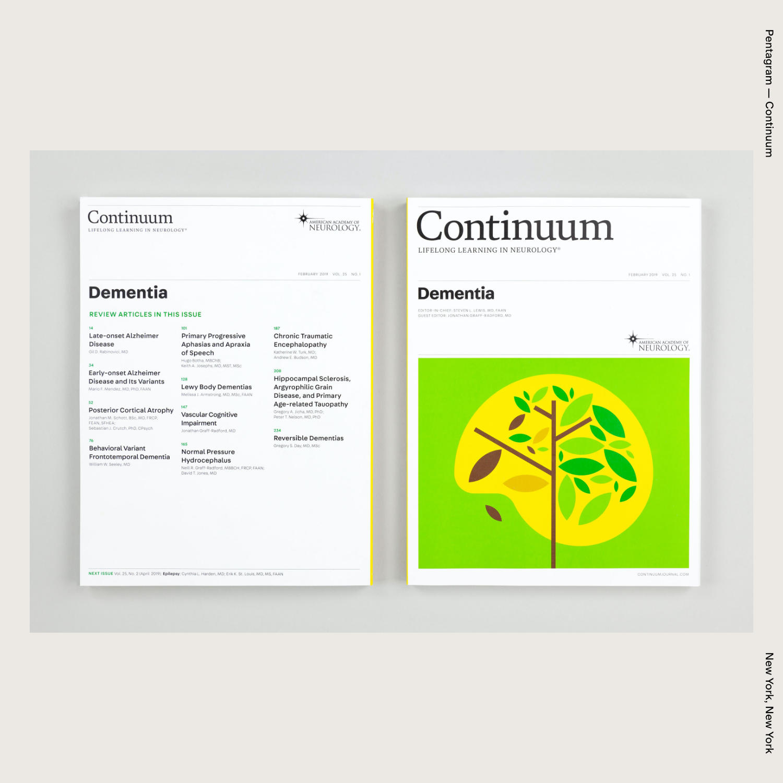Pentagram — Continuum